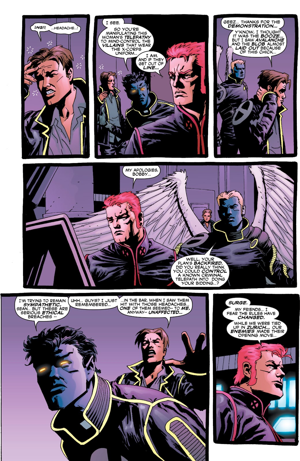 Uncanny X-Men (1963) issue 405 - Page 5