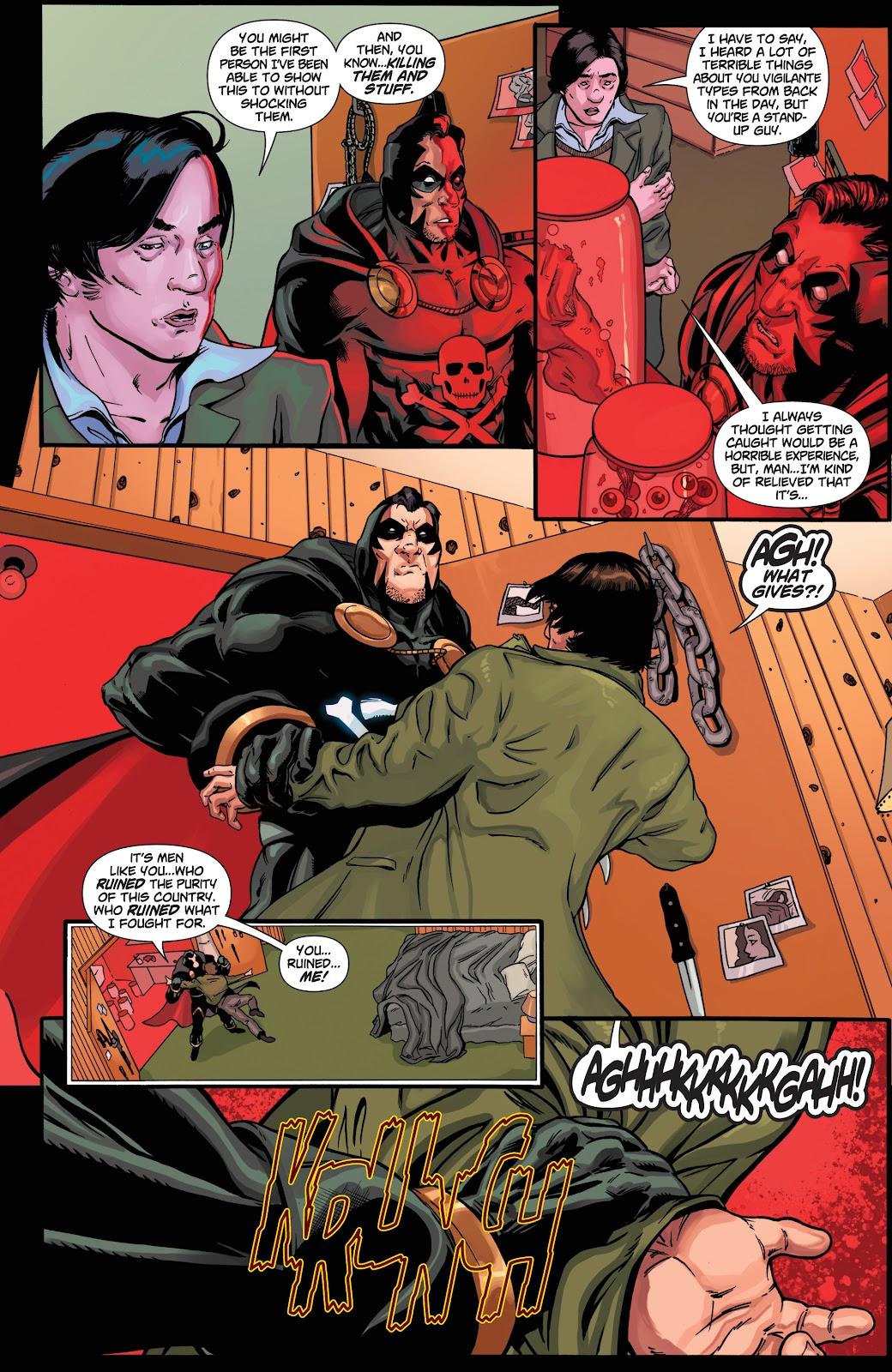 Read online Black Terror (2019) comic -  Issue # Full - 19