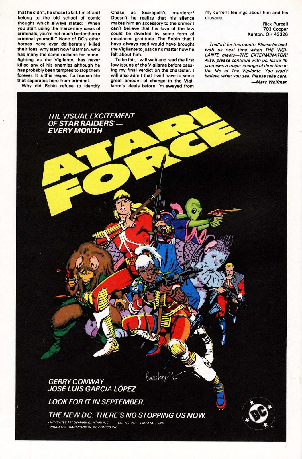 Vigilante (1983) issue 3 - Page 26