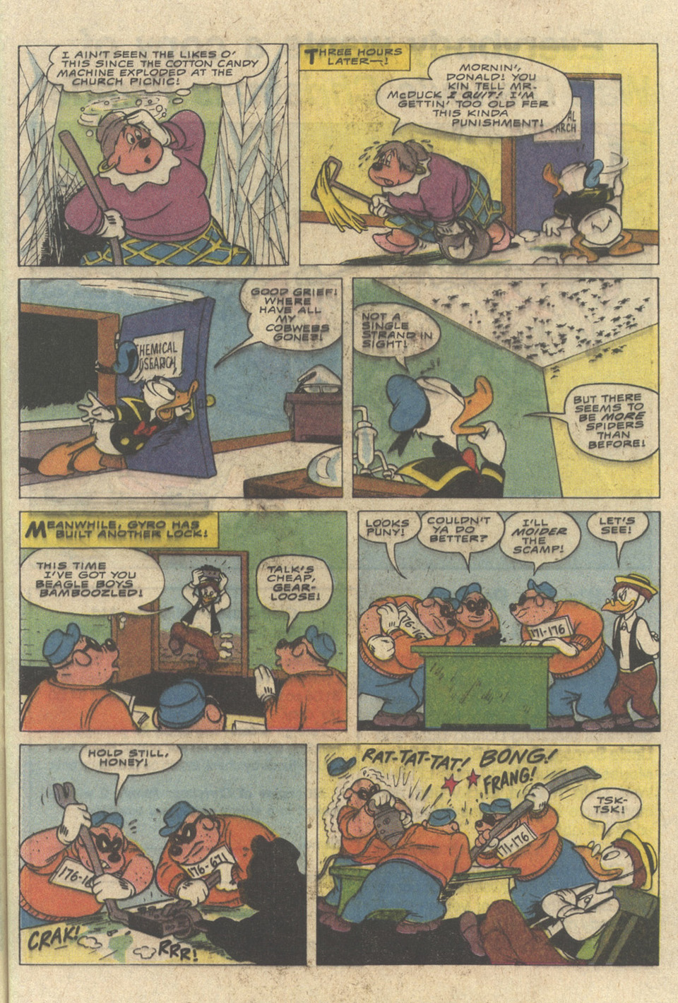 Read online Uncle Scrooge (1953) comic -  Issue #241 - 25