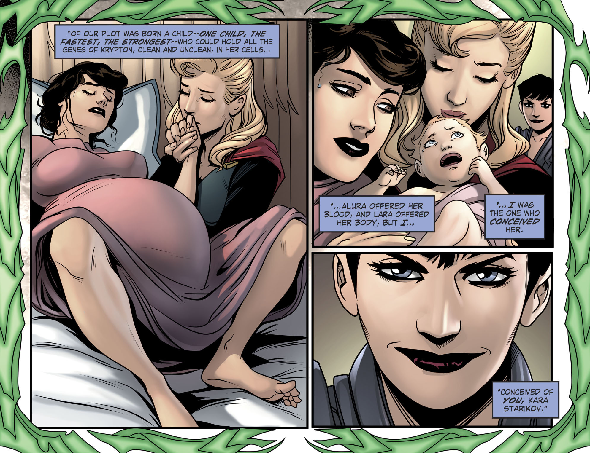 Read online DC Comics: Bombshells comic -  Issue #94 - 7