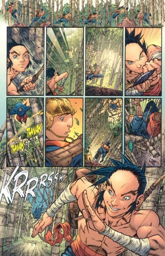 Read online Ninja Boy comic -  Issue #1 - 15