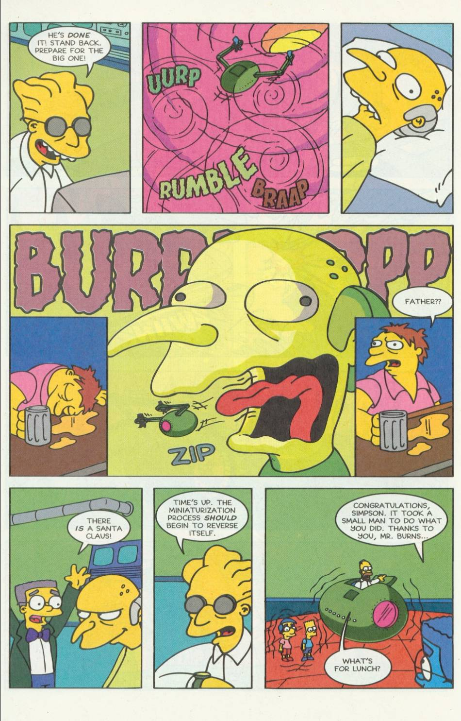 Read online Simpsons Comics comic -  Issue #8 - 19