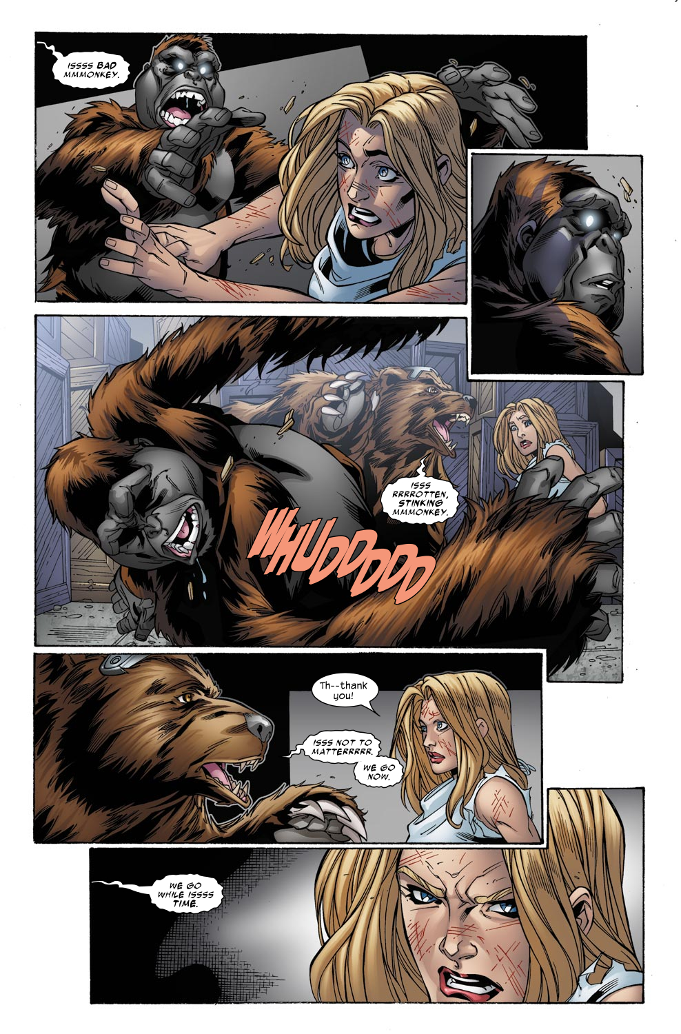 Read online Ultimate Fantastic Four (2004) comic -  Issue #49 - 15