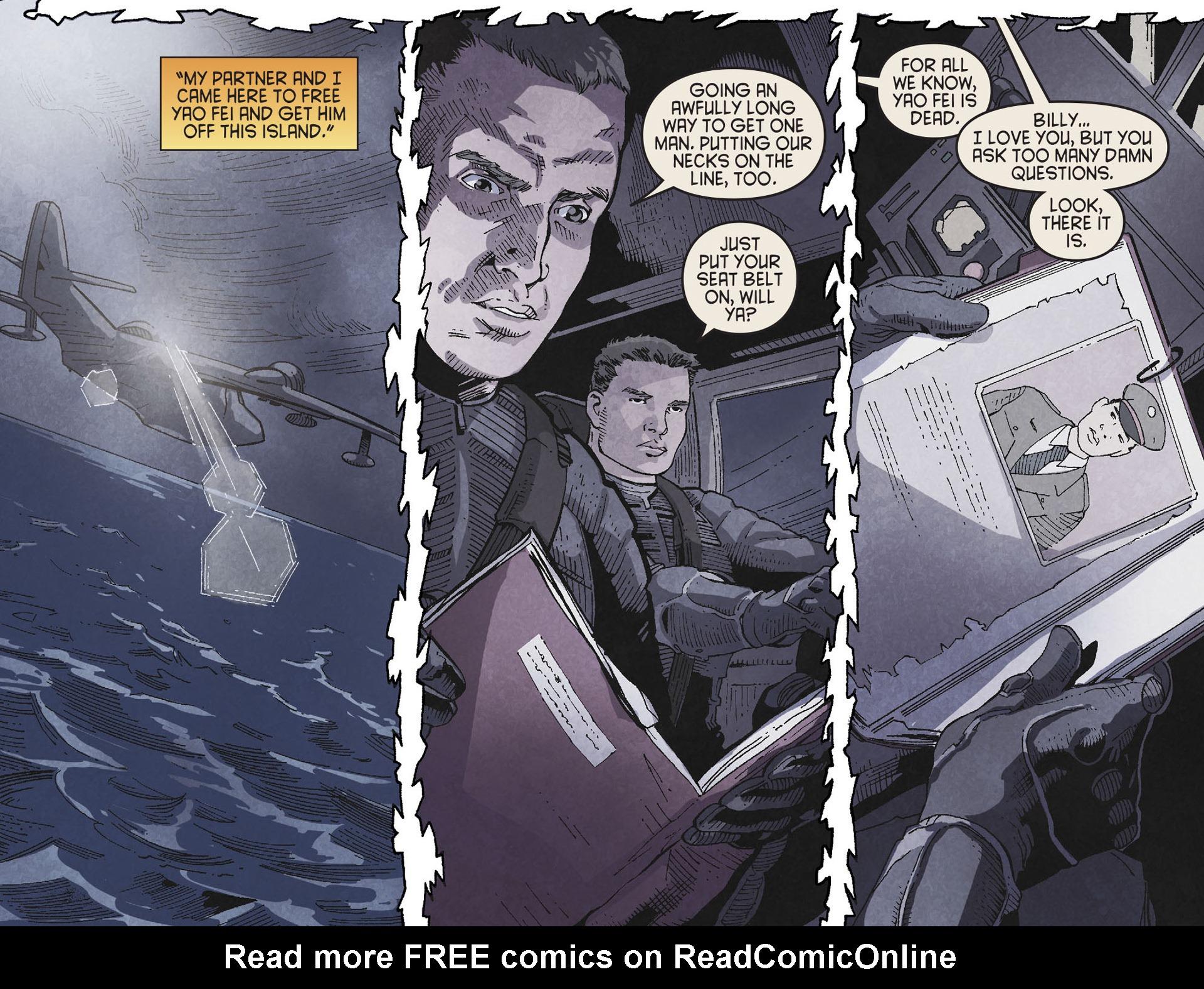 Read online Arrow [II] comic -  Issue #19 - 4