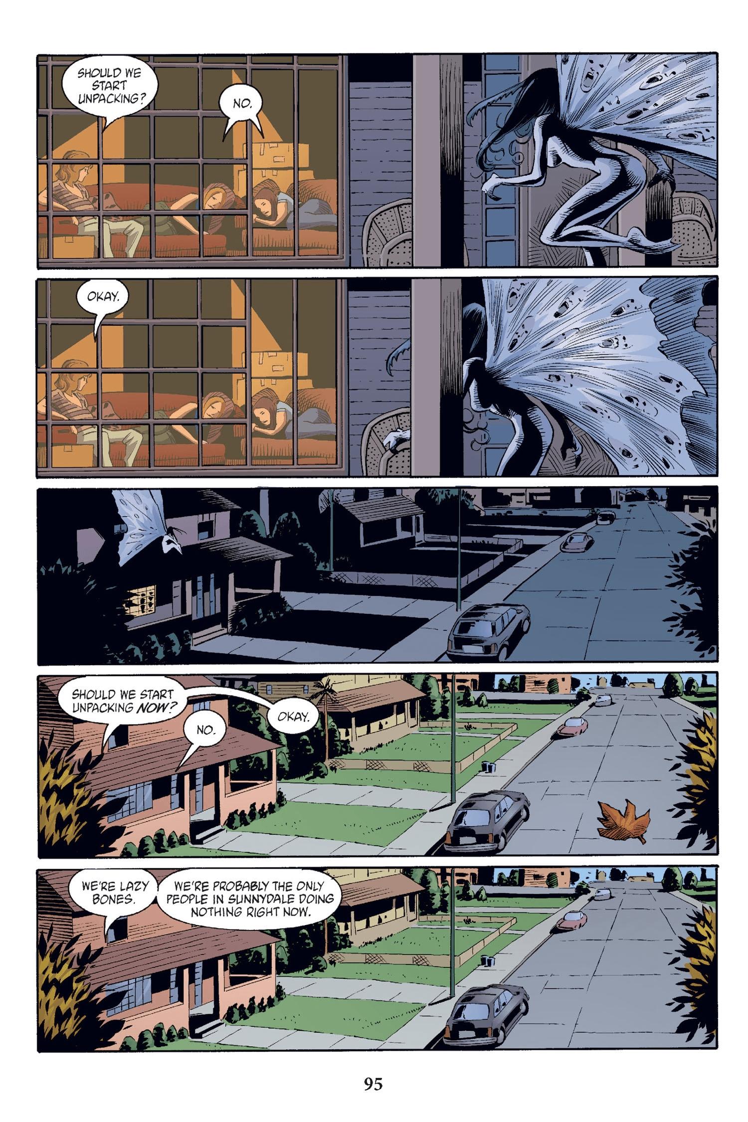 Read online Buffy the Vampire Slayer: Omnibus comic -  Issue # TPB 2 - 92