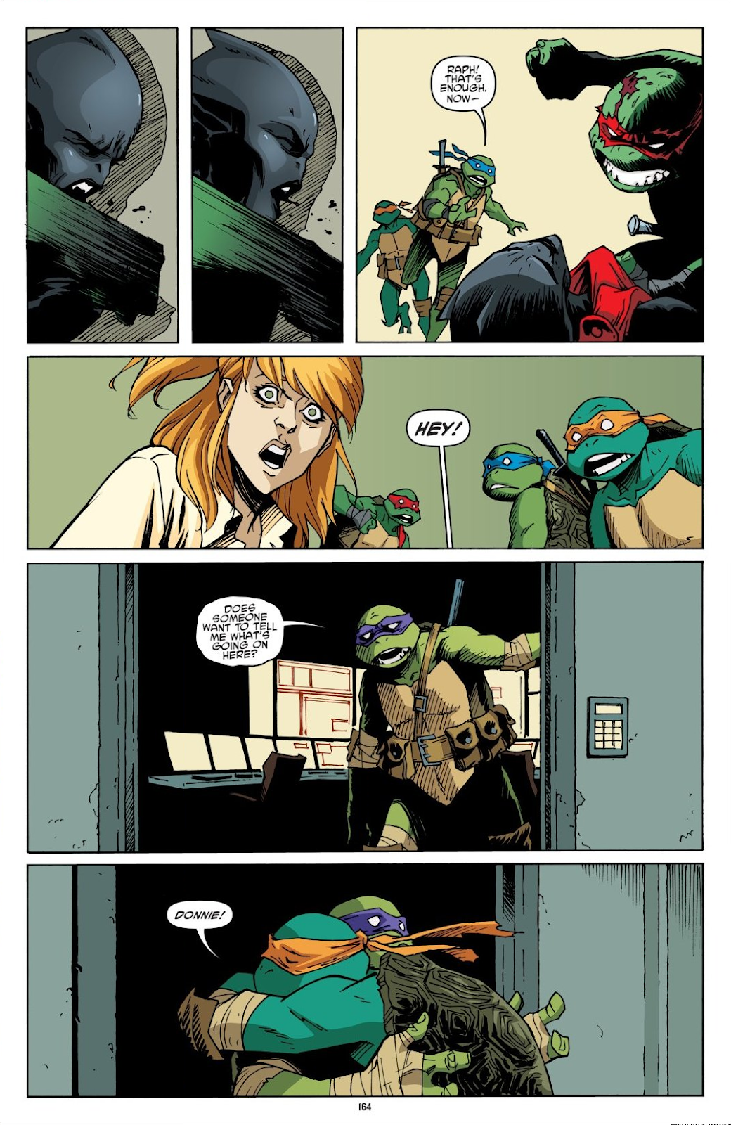 Read online Teenage Mutant Ninja Turtles: The IDW Collection comic -  Issue # TPB 8 (Part 2) - 63