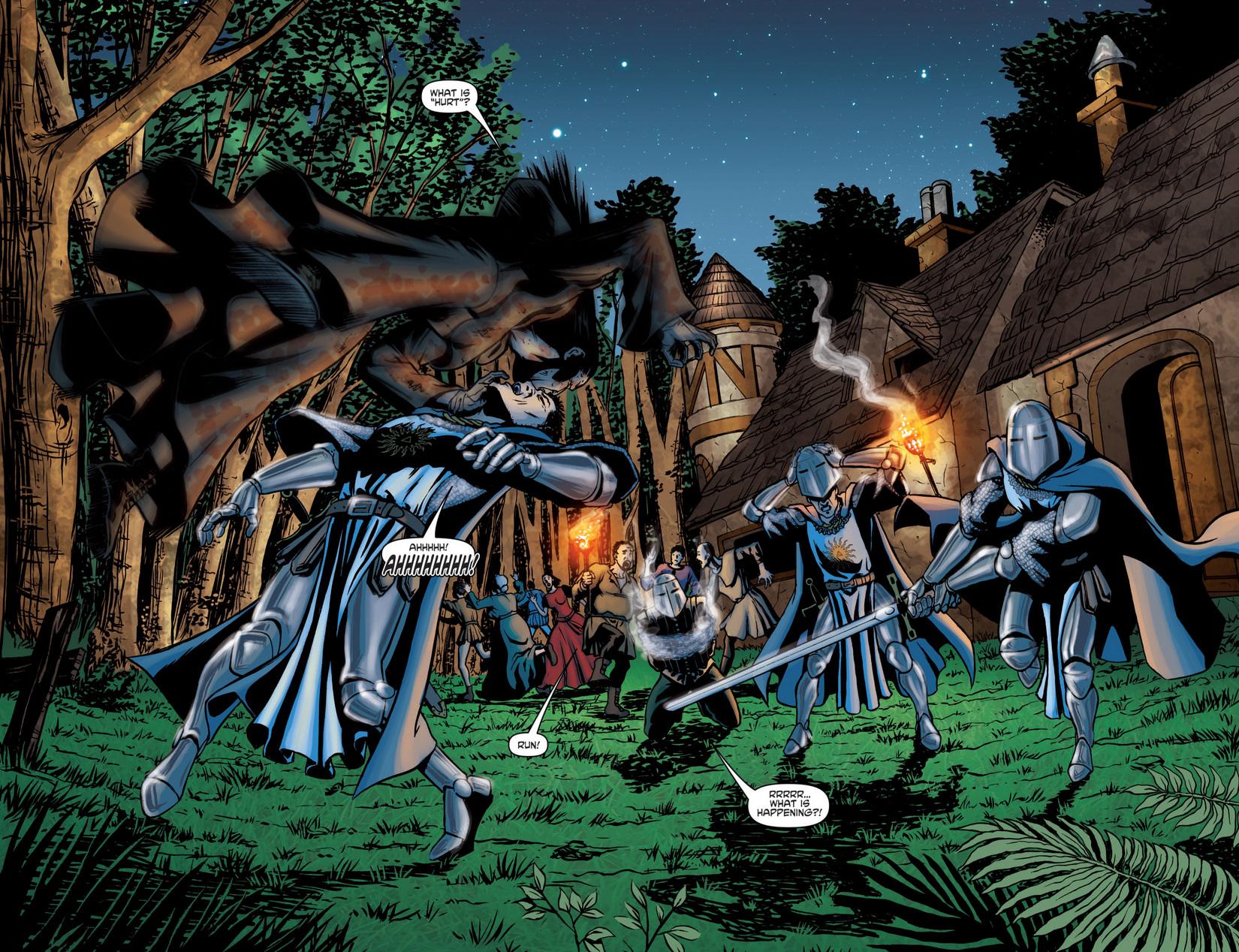 Read online True Blood (2012) comic -  Issue #5 - 13