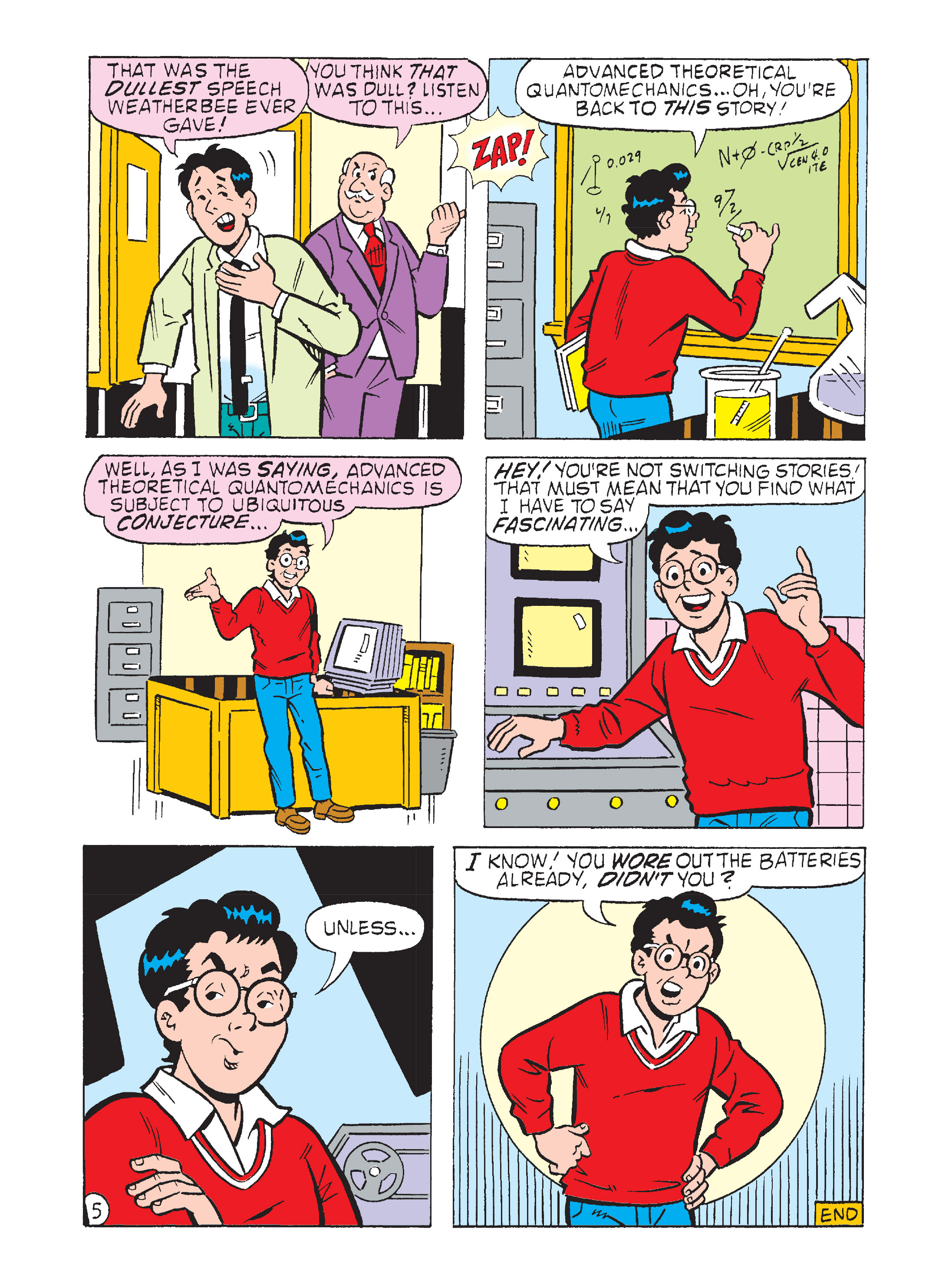 Read online Archie's Funhouse Double Digest comic -  Issue #2 - 28