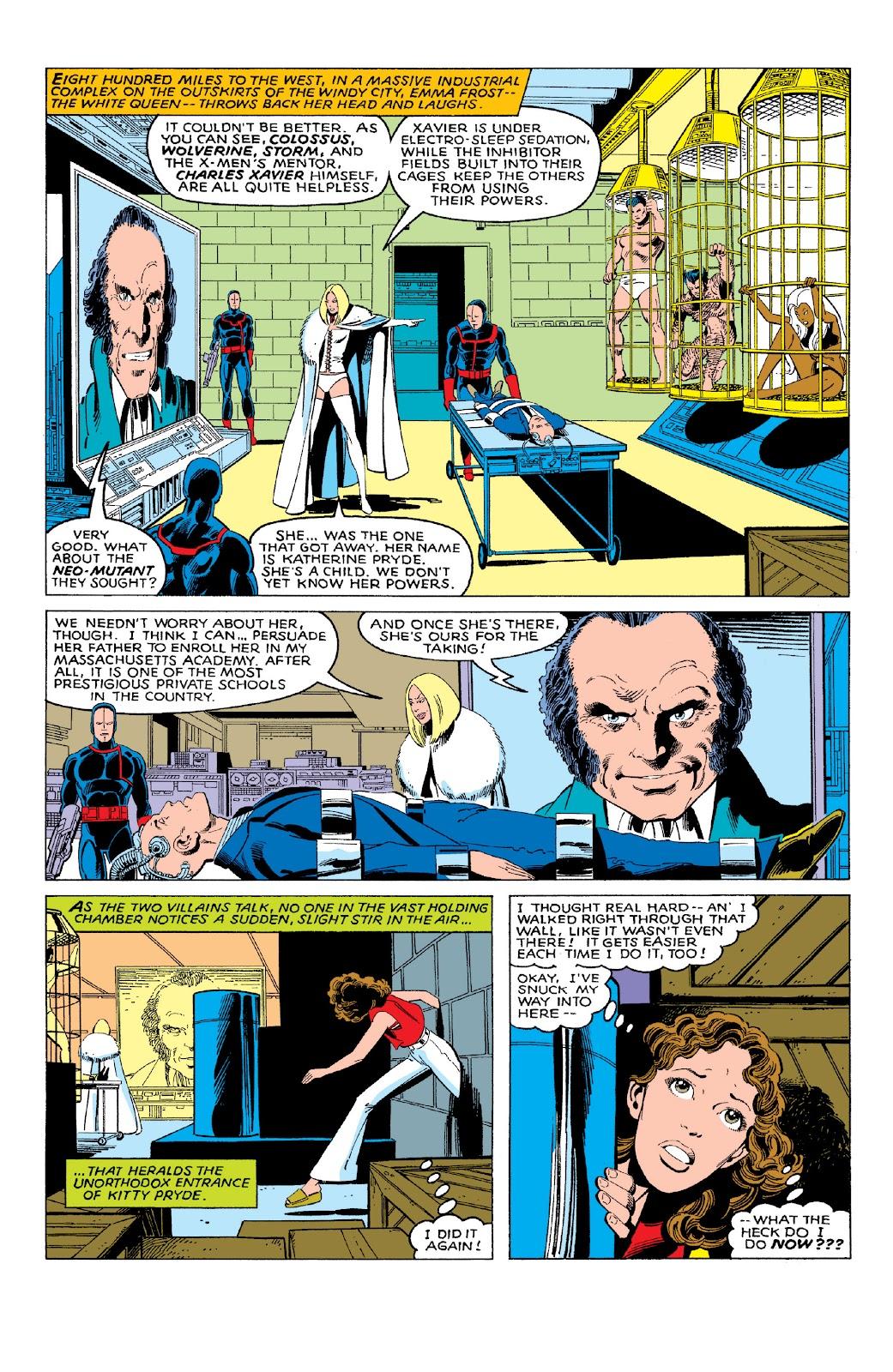 Read online X-Men Milestones: Dark Phoenix Saga comic -  Issue # TPB (Part 1) - 29