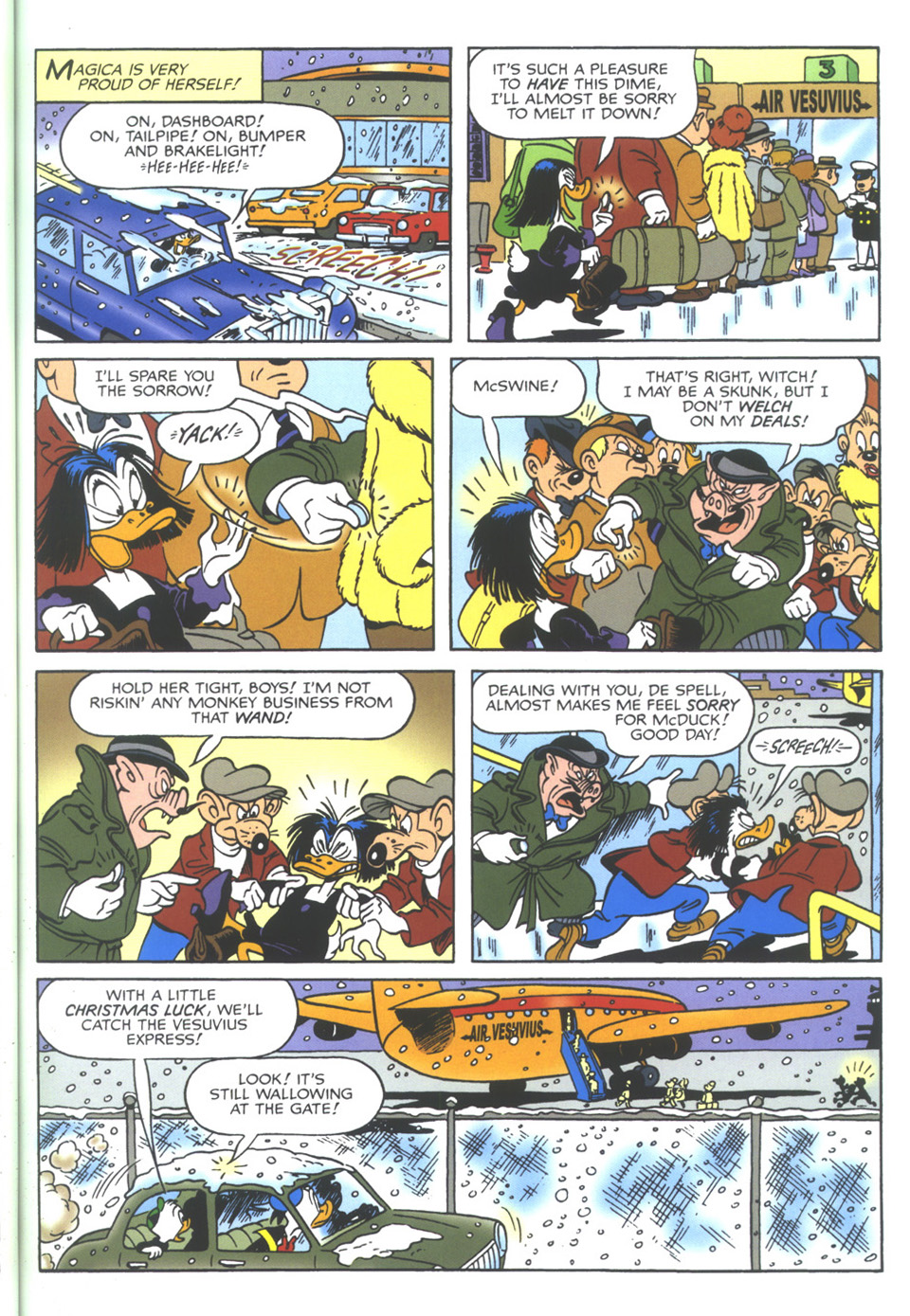 Read online Uncle Scrooge (1953) comic -  Issue #348 - 17