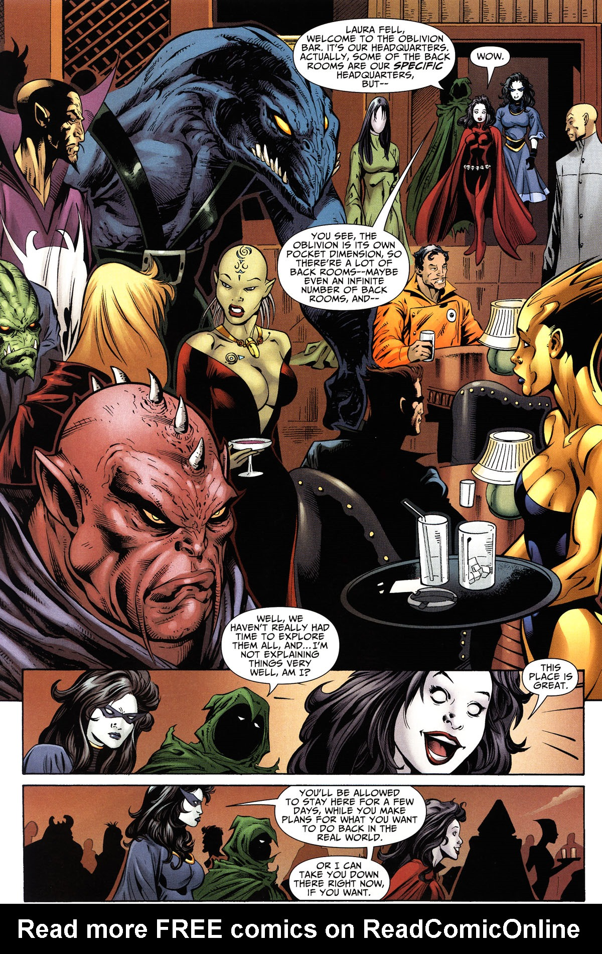 Read online Shadowpact comic -  Issue #10 - 6
