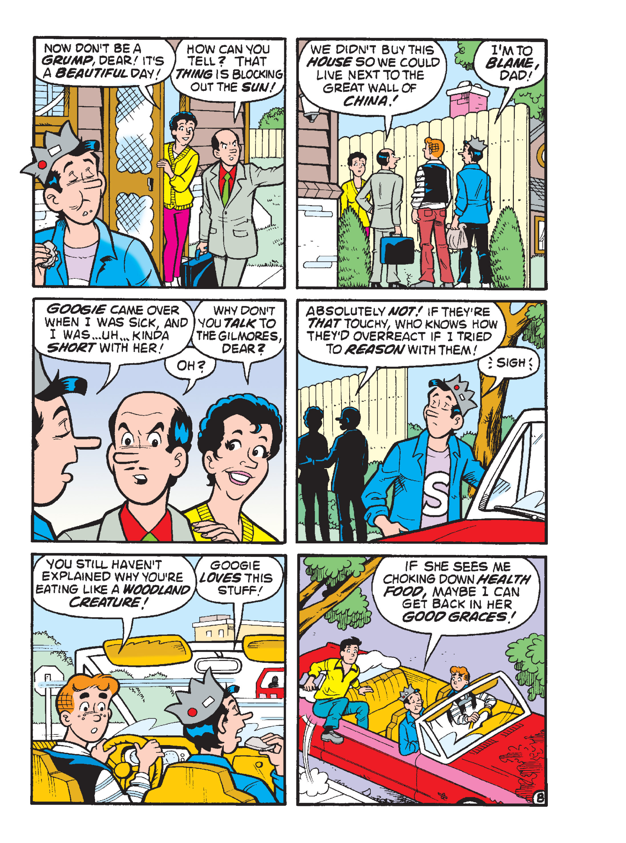 Read online Archie 1000 Page Comics Blowout! comic -  Issue # TPB (Part 2) - 243