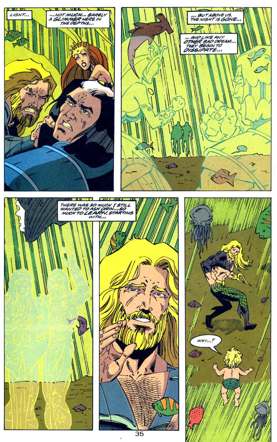 Read online Aquaman (1994) comic -  Issue #Aquaman (1994) _Annual 4 - 35