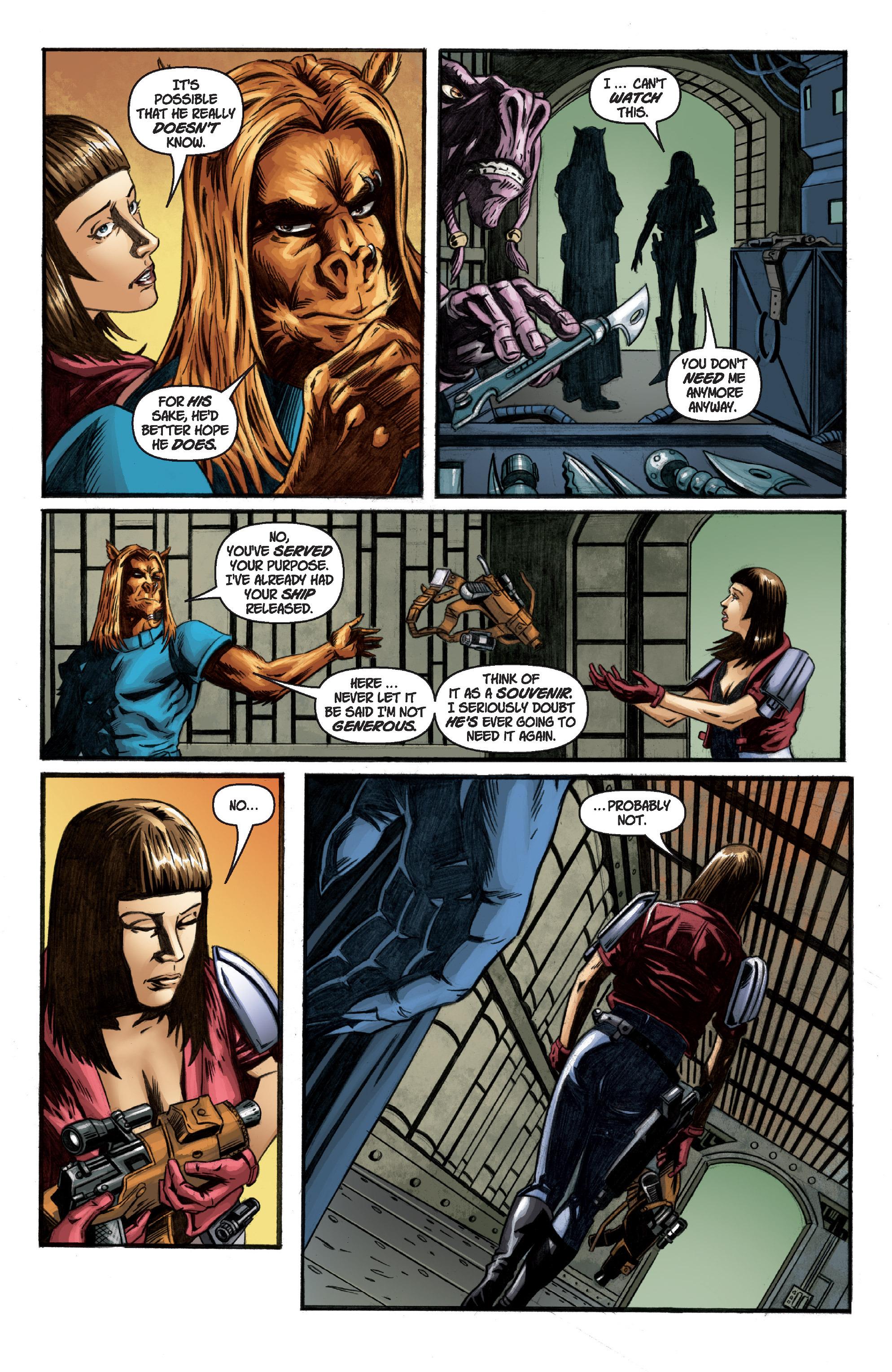 Read online Star Wars Omnibus comic -  Issue # Vol. 17 - 357