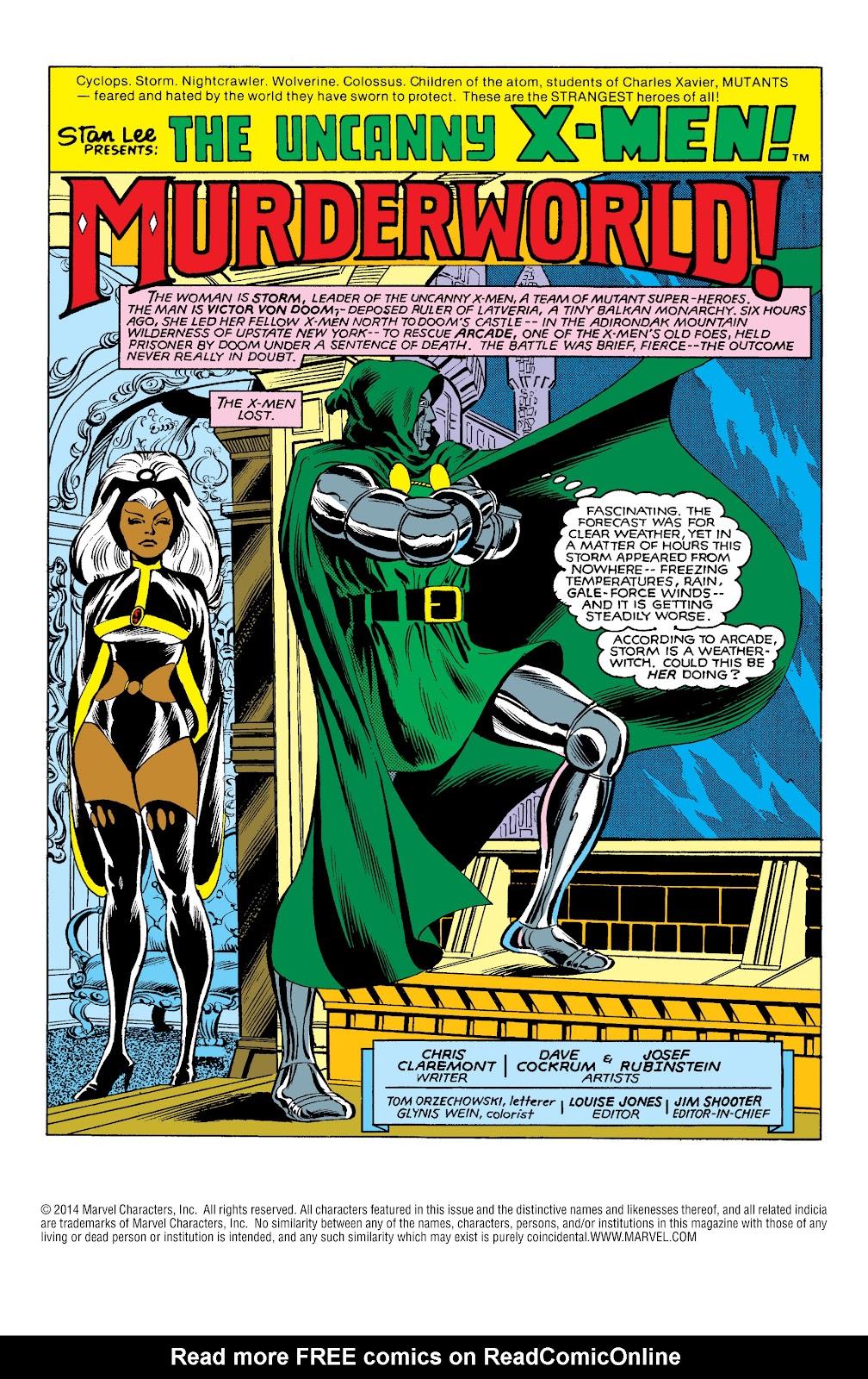 Uncanny X-Men (1963) issue 146 - Page 2