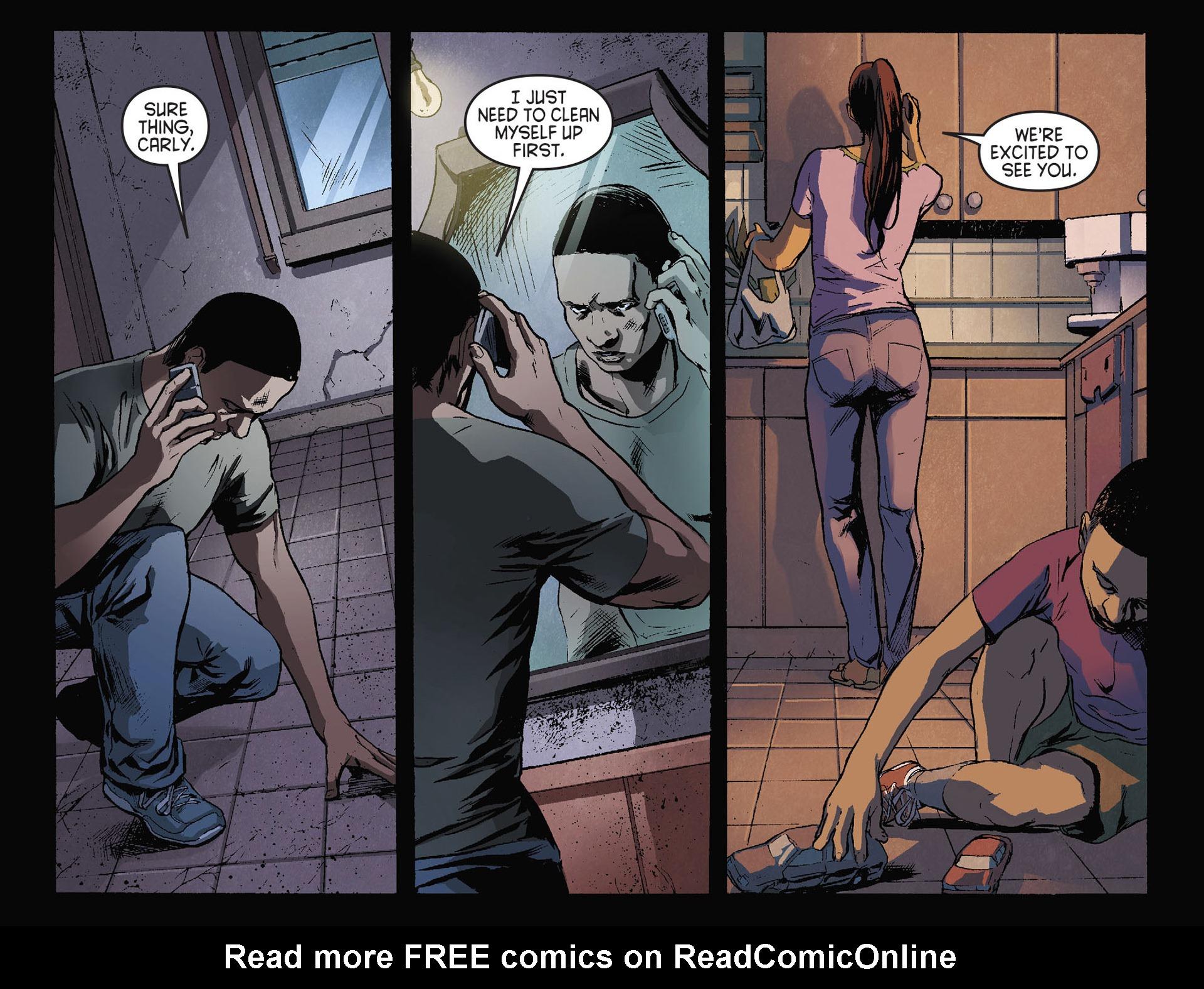 Read online Arrow [II] comic -  Issue #28 - 20