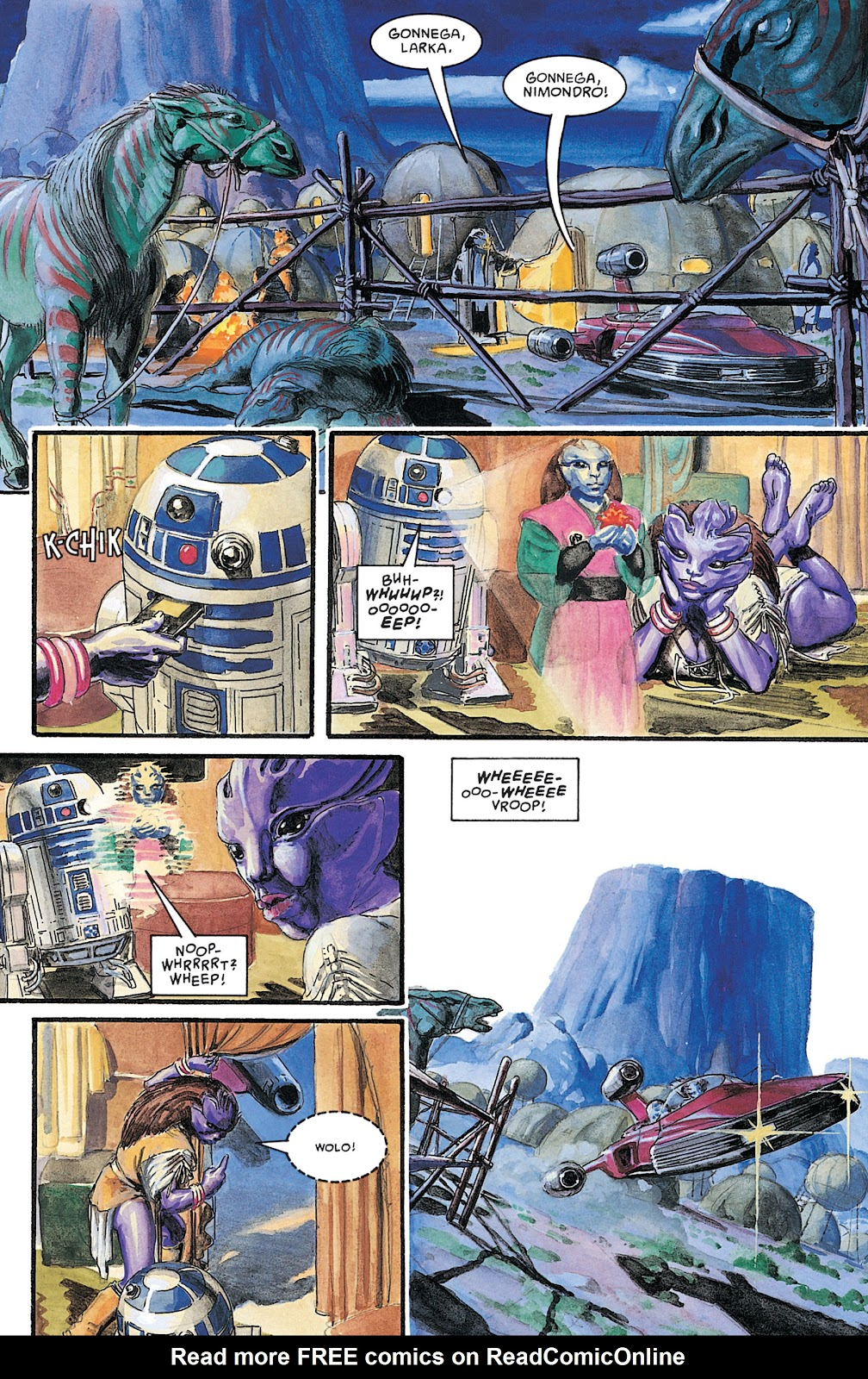 Read online Star Wars Legends Epic Collection: The Empire comic -  Issue # TPB 5 (Part 5) - 11