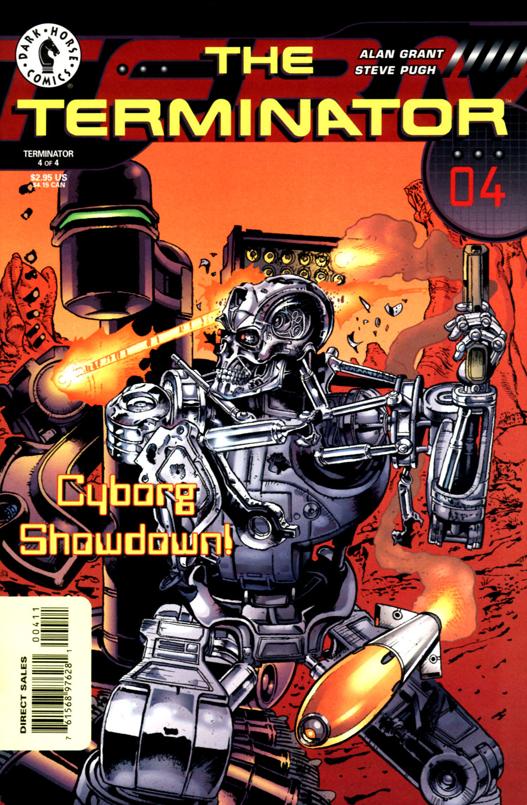 The Terminator (1998) issue 4 - Page 1
