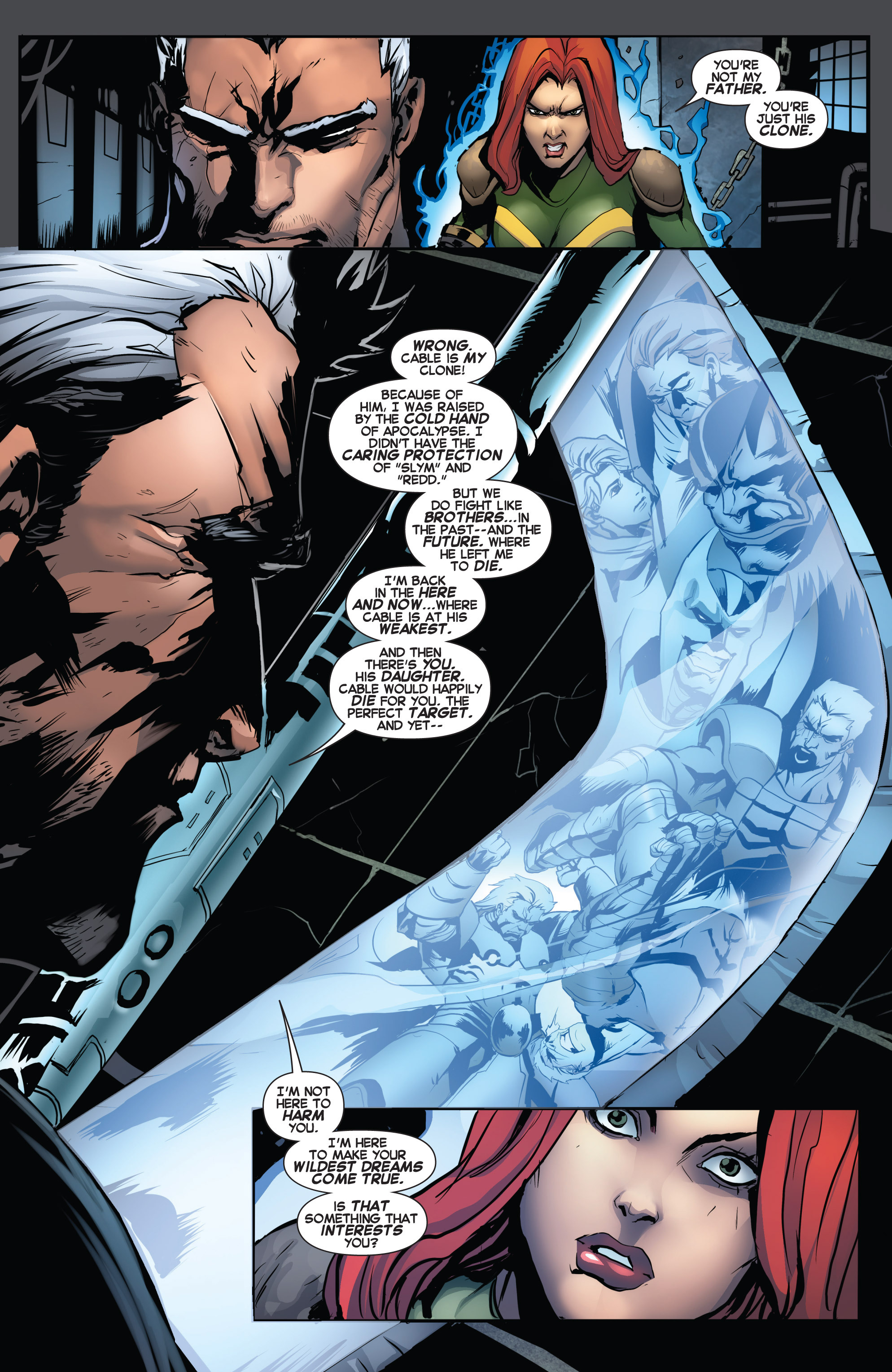 Read online Uncanny X-Force (2013) comic -  Issue #16 - 15
