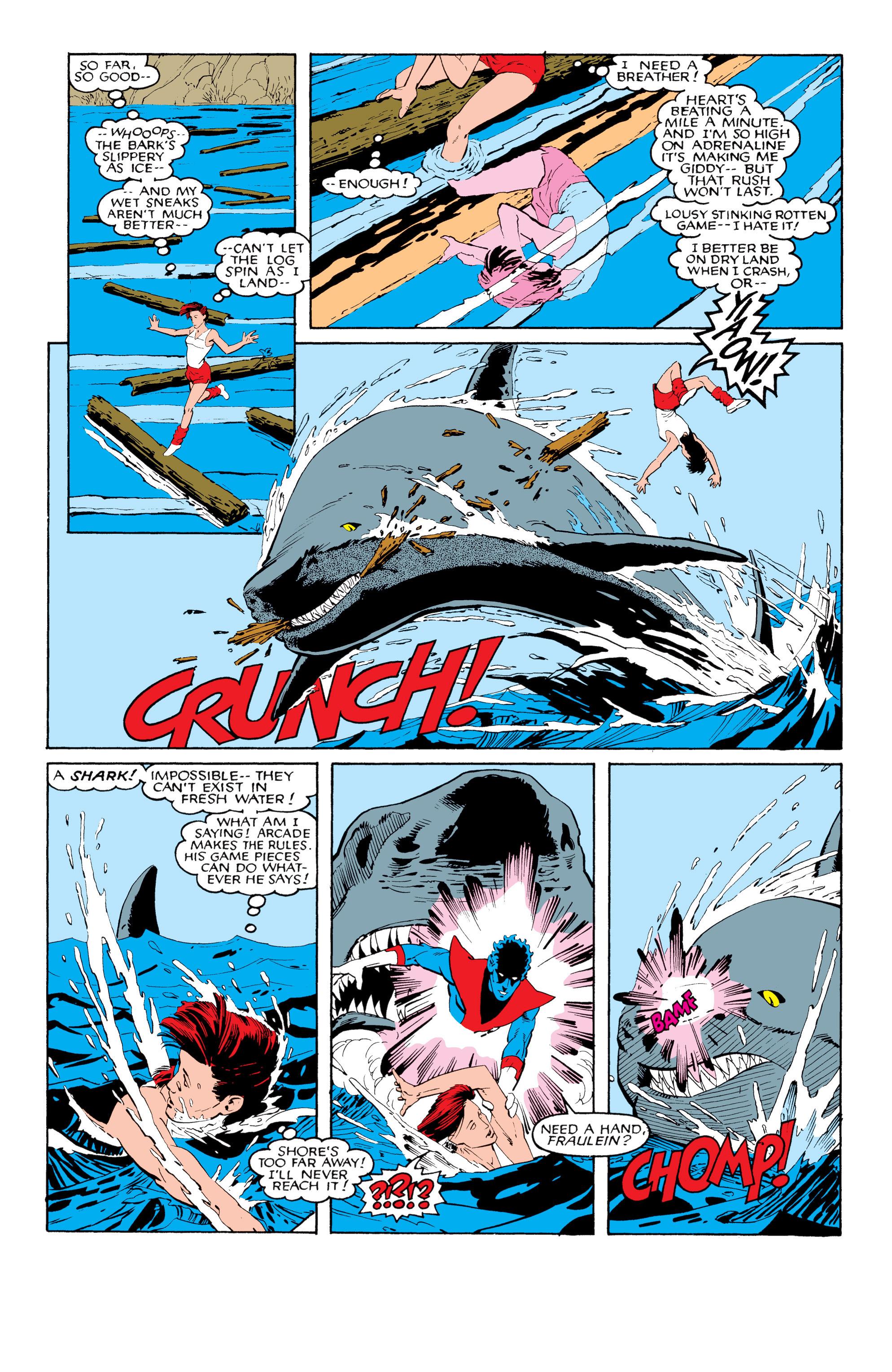 Read online Uncanny X-Men (1963) comic -  Issue #204 - 14