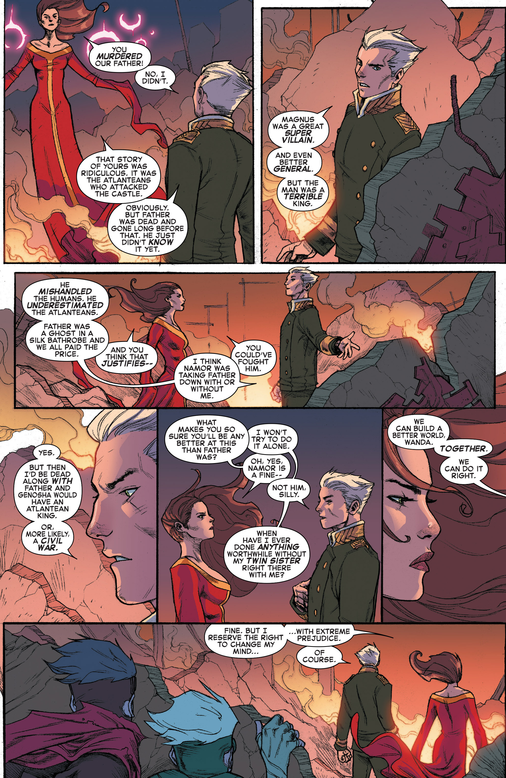 Read online House of M (2015) comic -  Issue #3 - 16