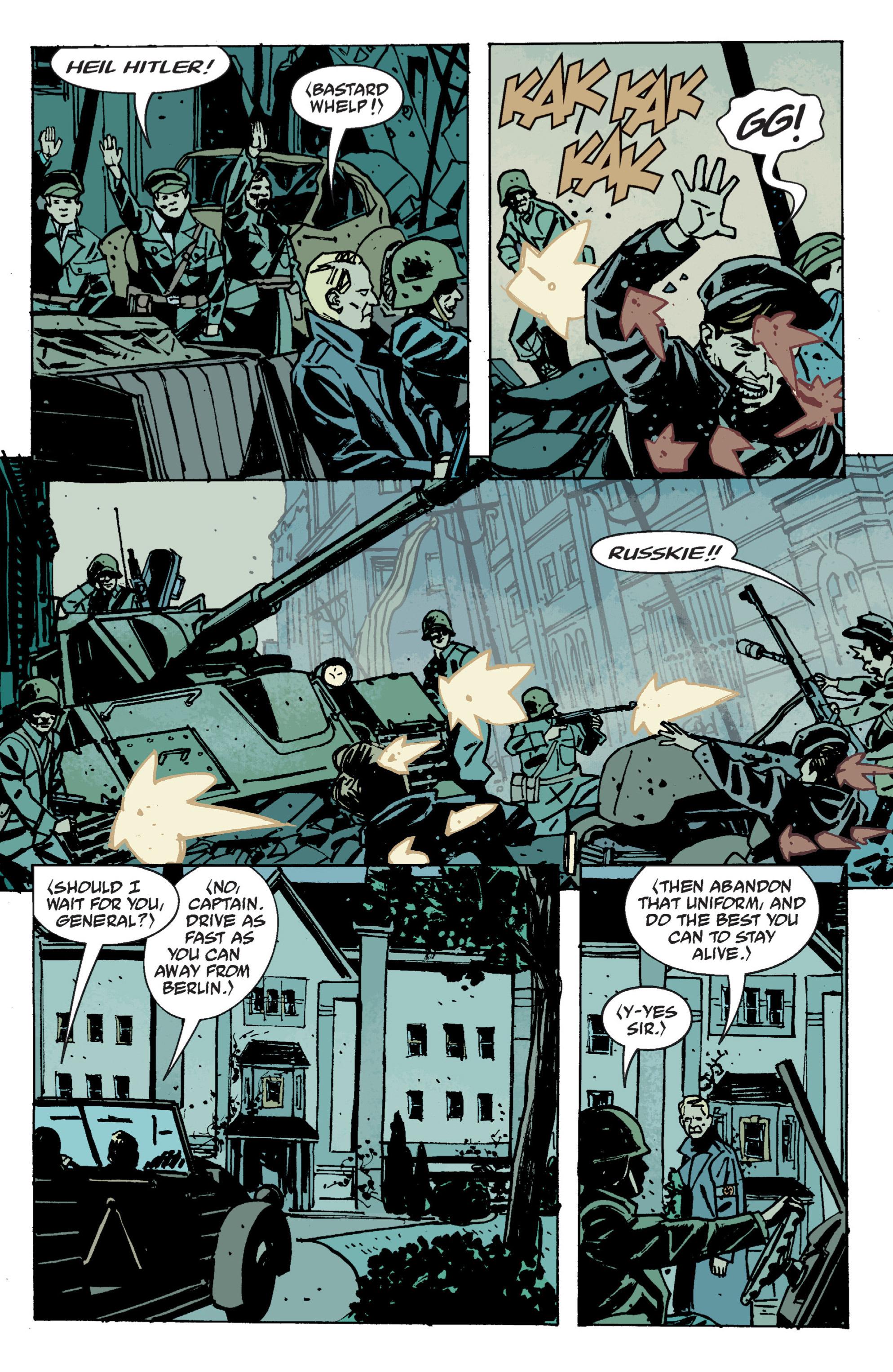 Read online B.P.R.D. (2003) comic -  Issue # TPB 9 - 95
