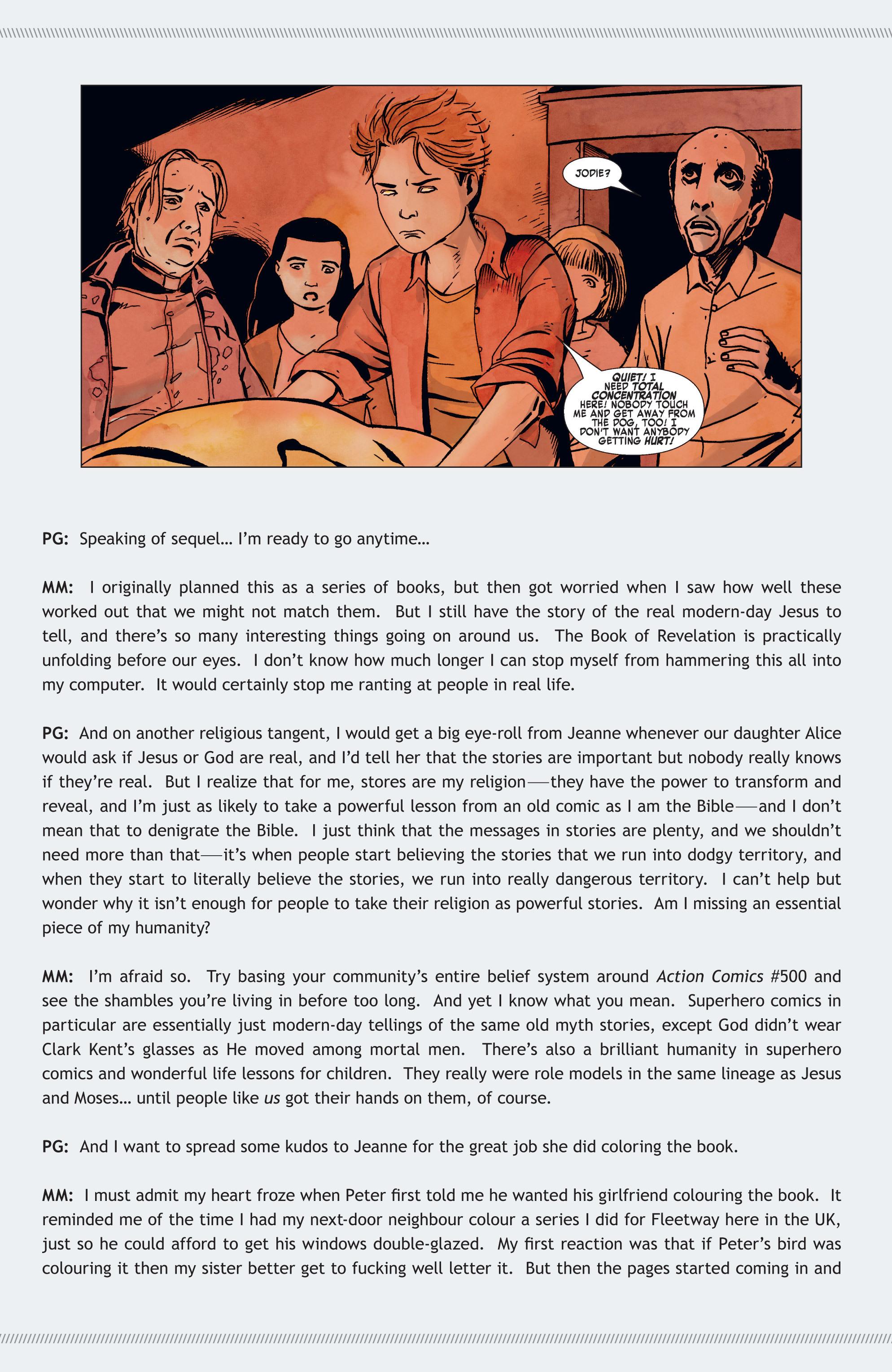 Read online American Jesus comic -  Issue # TPB - 83