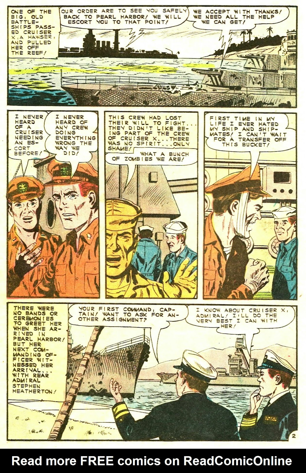 Read online Fightin' Navy comic -  Issue #123 - 16