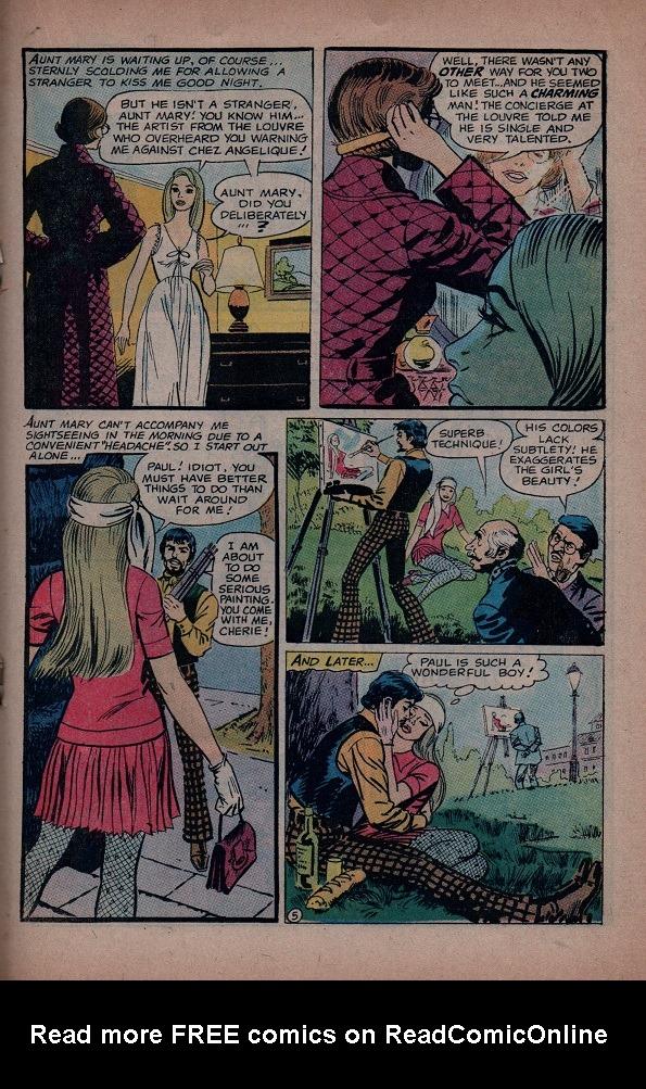 Read online Secret Hearts comic -  Issue #145 - 19