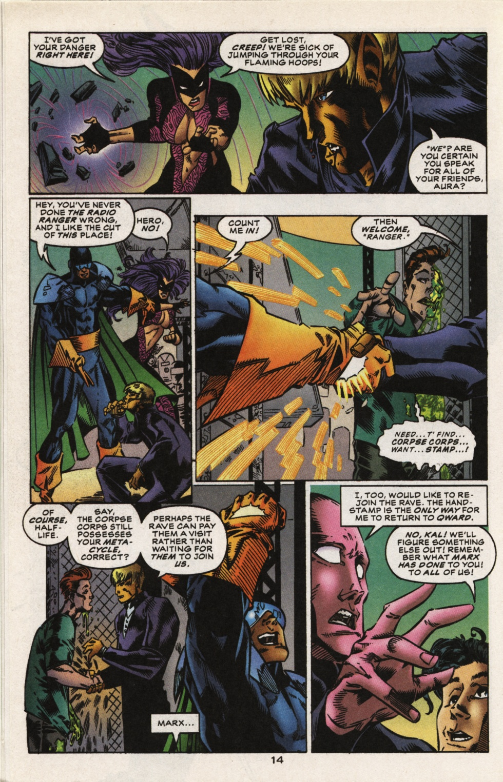 Superboy & The Ravers issue 15 - Page 15