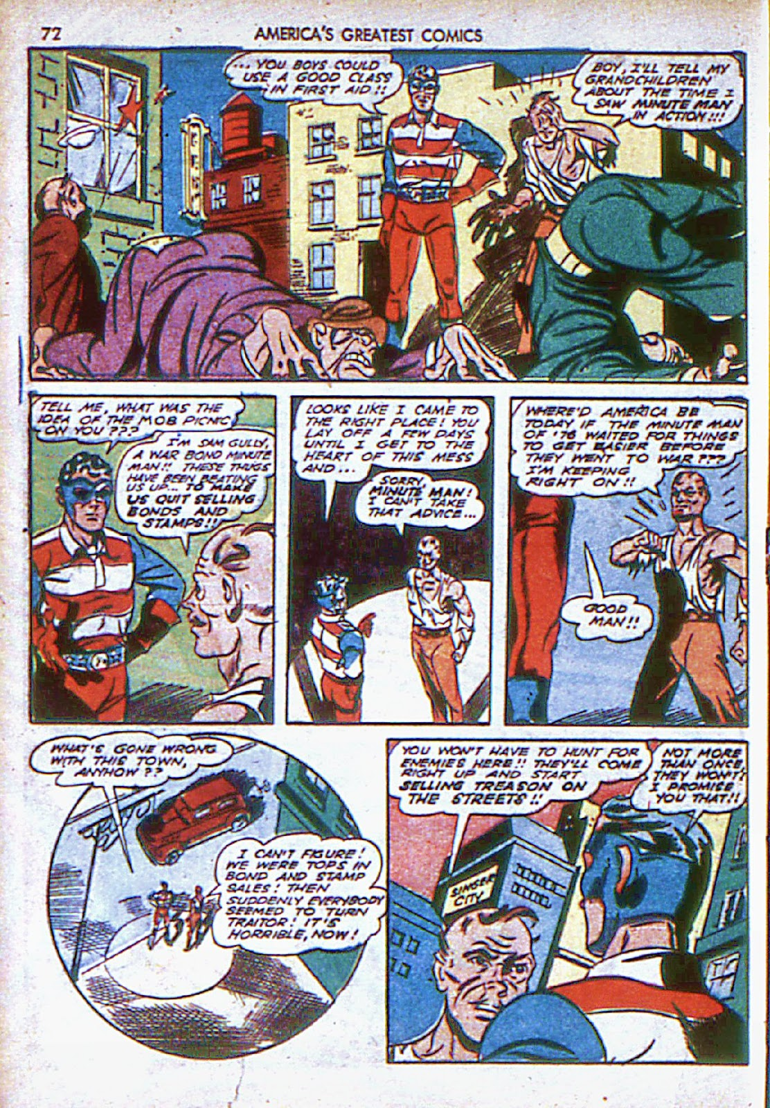 Americas Greatest Comics issue 6 - Page 73