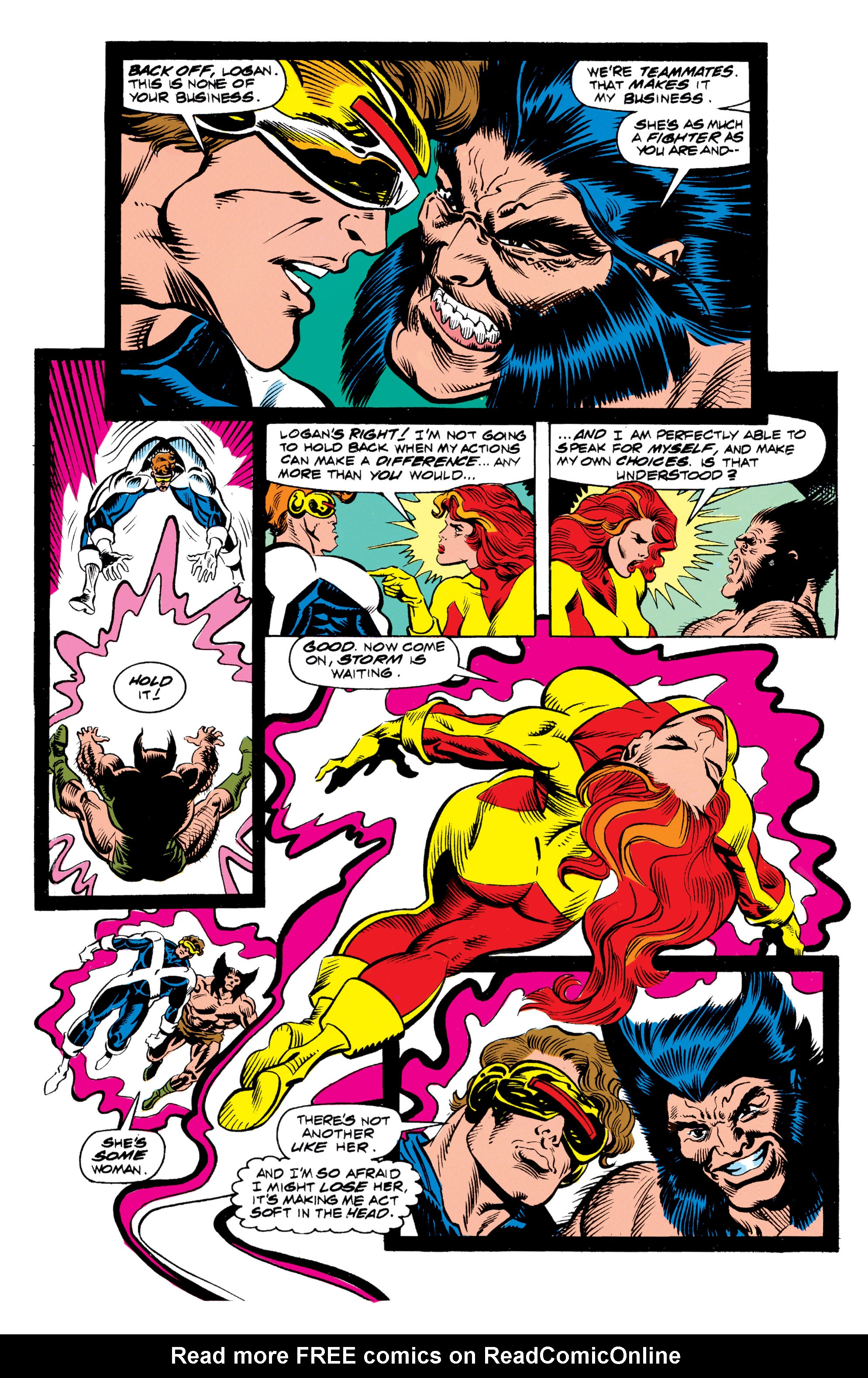 Read online X-Factor (1986) comic -  Issue #62 - 8