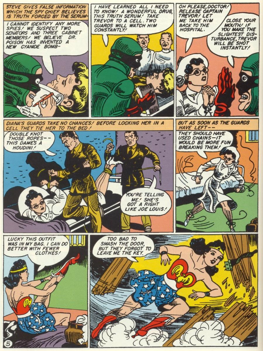 Read online Sensation (Mystery) Comics comic -  Issue #2 - 7