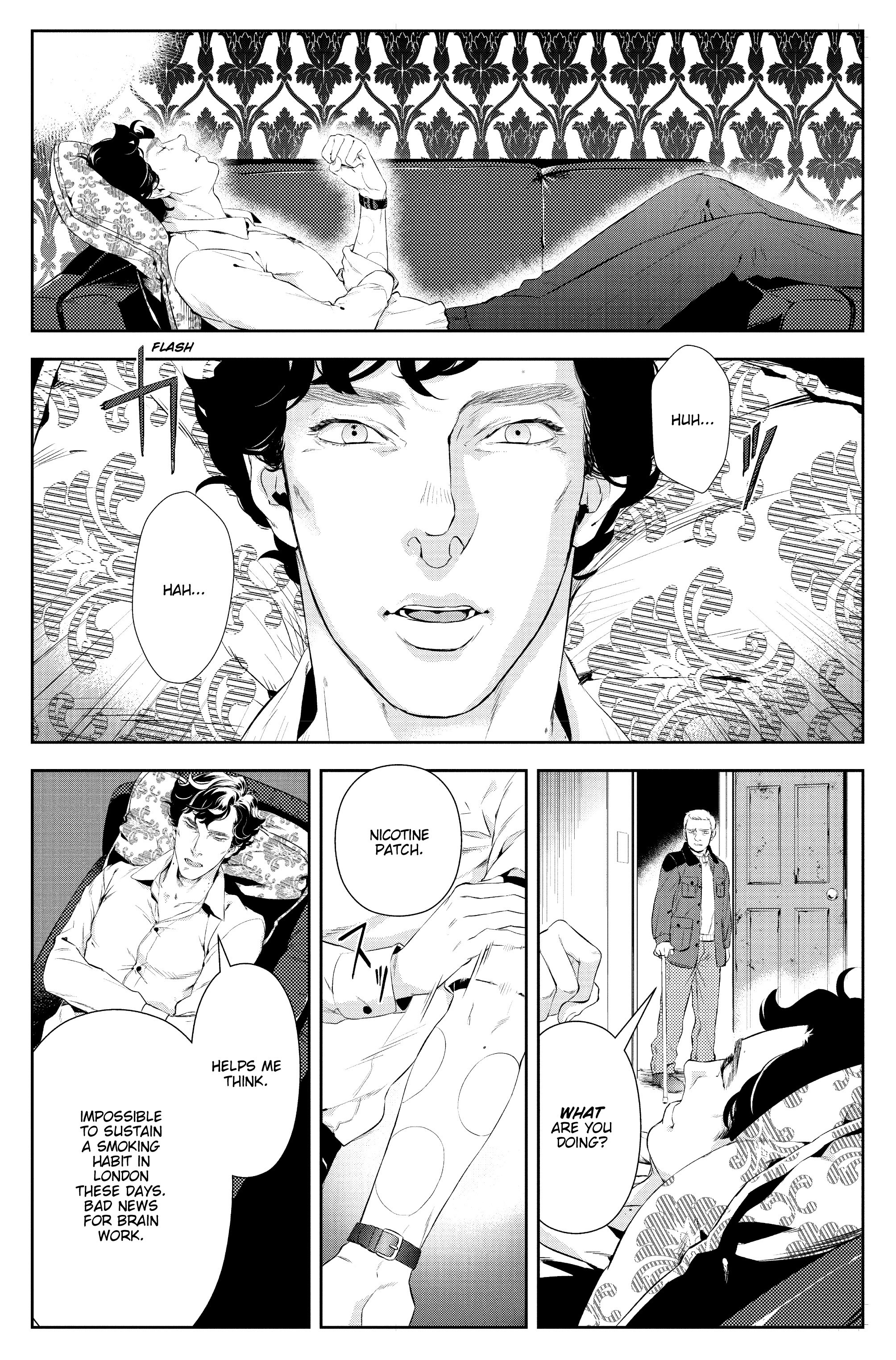 Read online Sherlock: A Study In Pink comic -  Issue #3 - 23