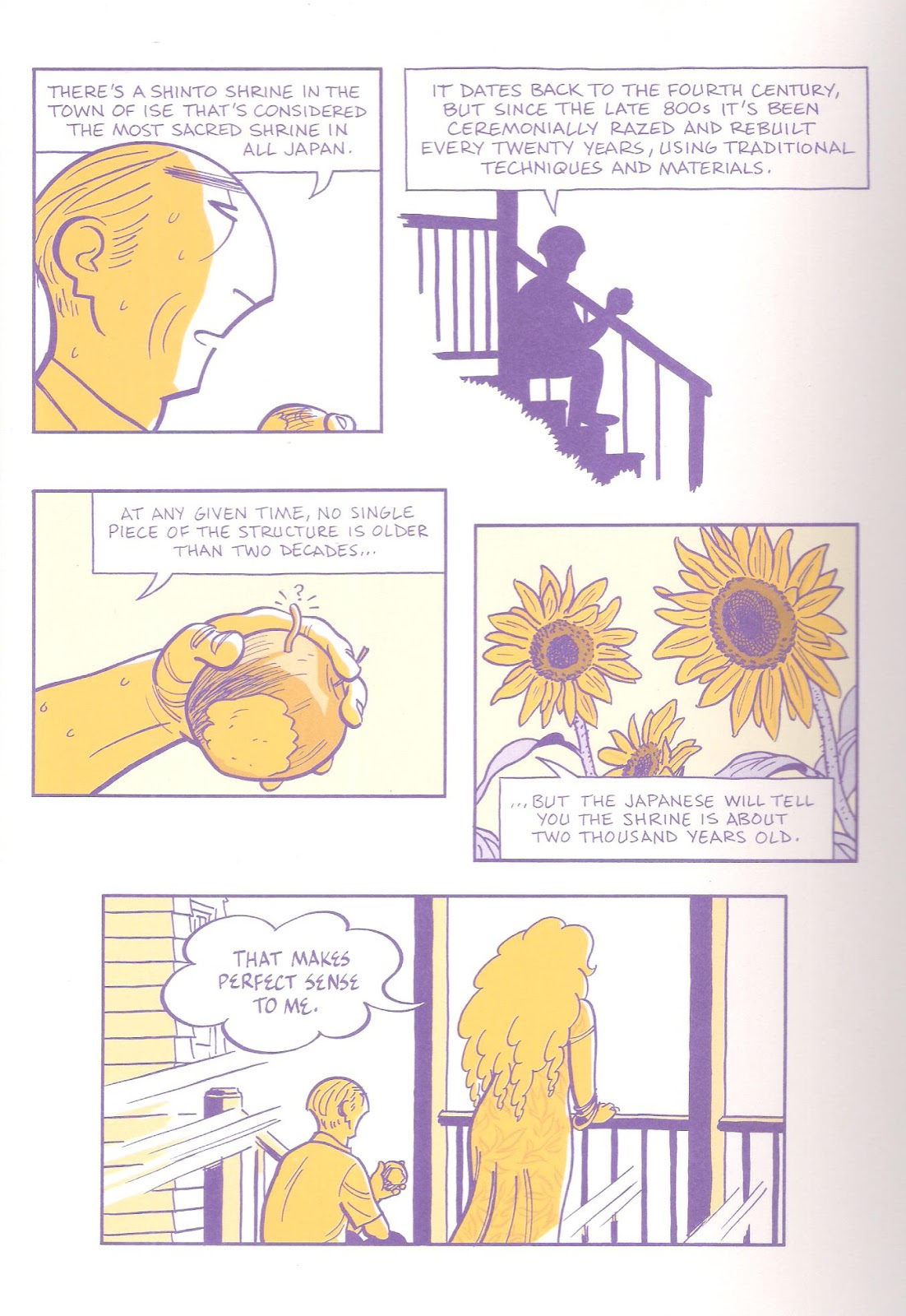 Read online Asterios Polyp comic -  Issue # TPB (Part 3) - 1