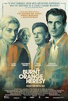 Âm Mưu Trộm Tranh - The Burnt Orange Heresy