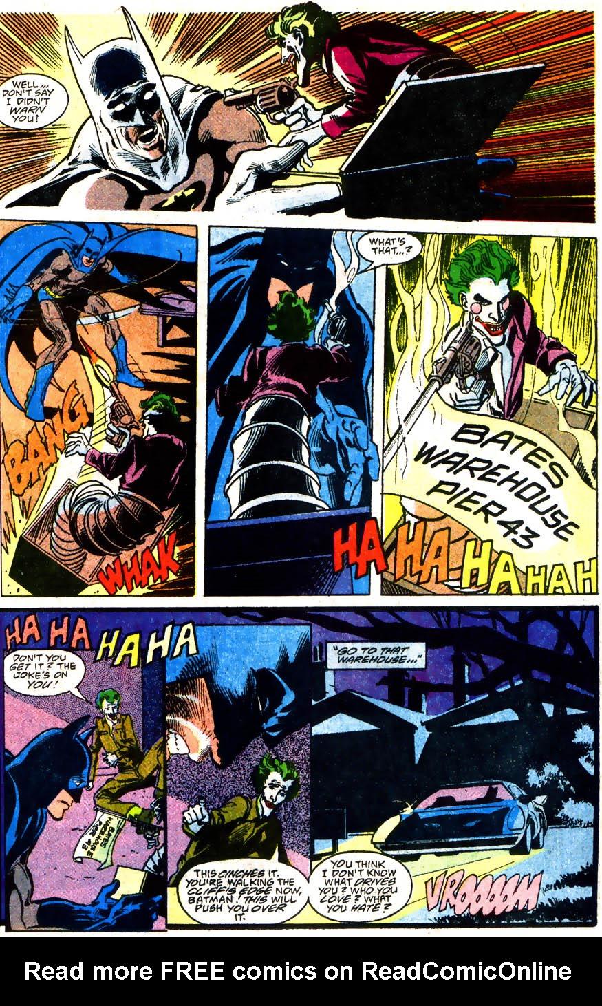 Read online Detective Comics (1937) comic -  Issue # _Annual 4 - 43
