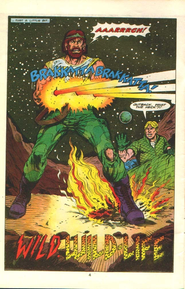 G.I. Joe European Missions issue 11 - Page 3