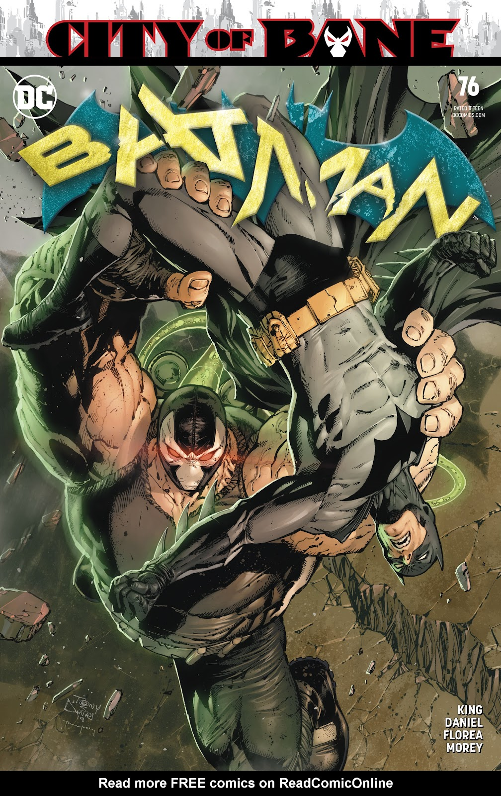 Batman (2016) issue 76 - Page 1