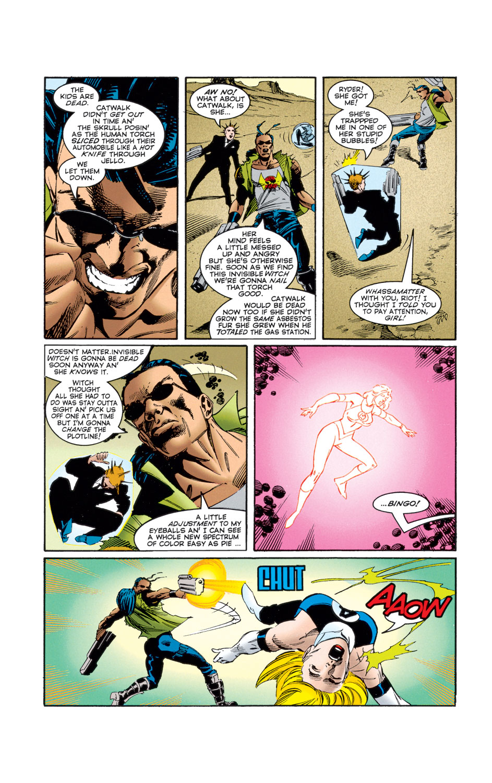 Read online Skrull Kill Krew (1995) comic -  Issue #4 - 18