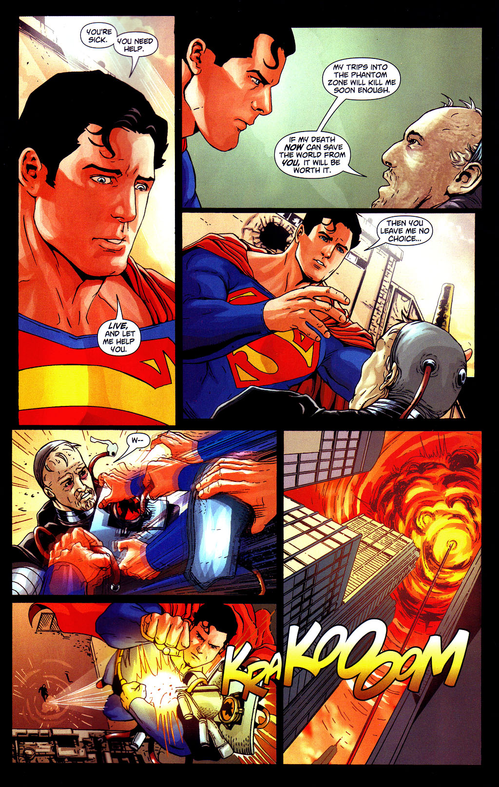 Read online Adventures of Superman (1987) comic -  Issue #647 - 20