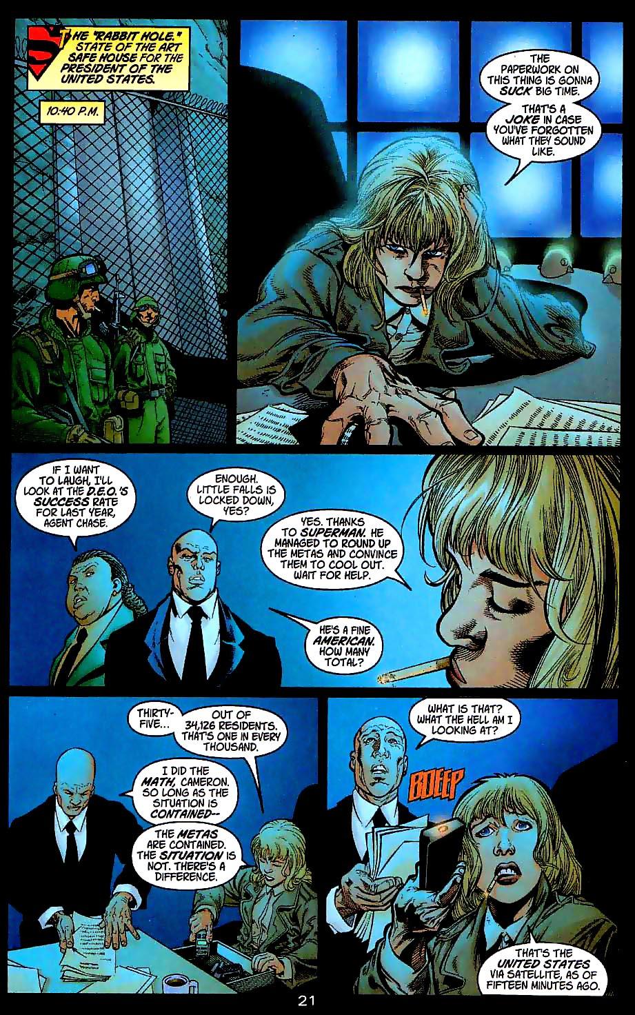 Action Comics (1938) 801 Page 21