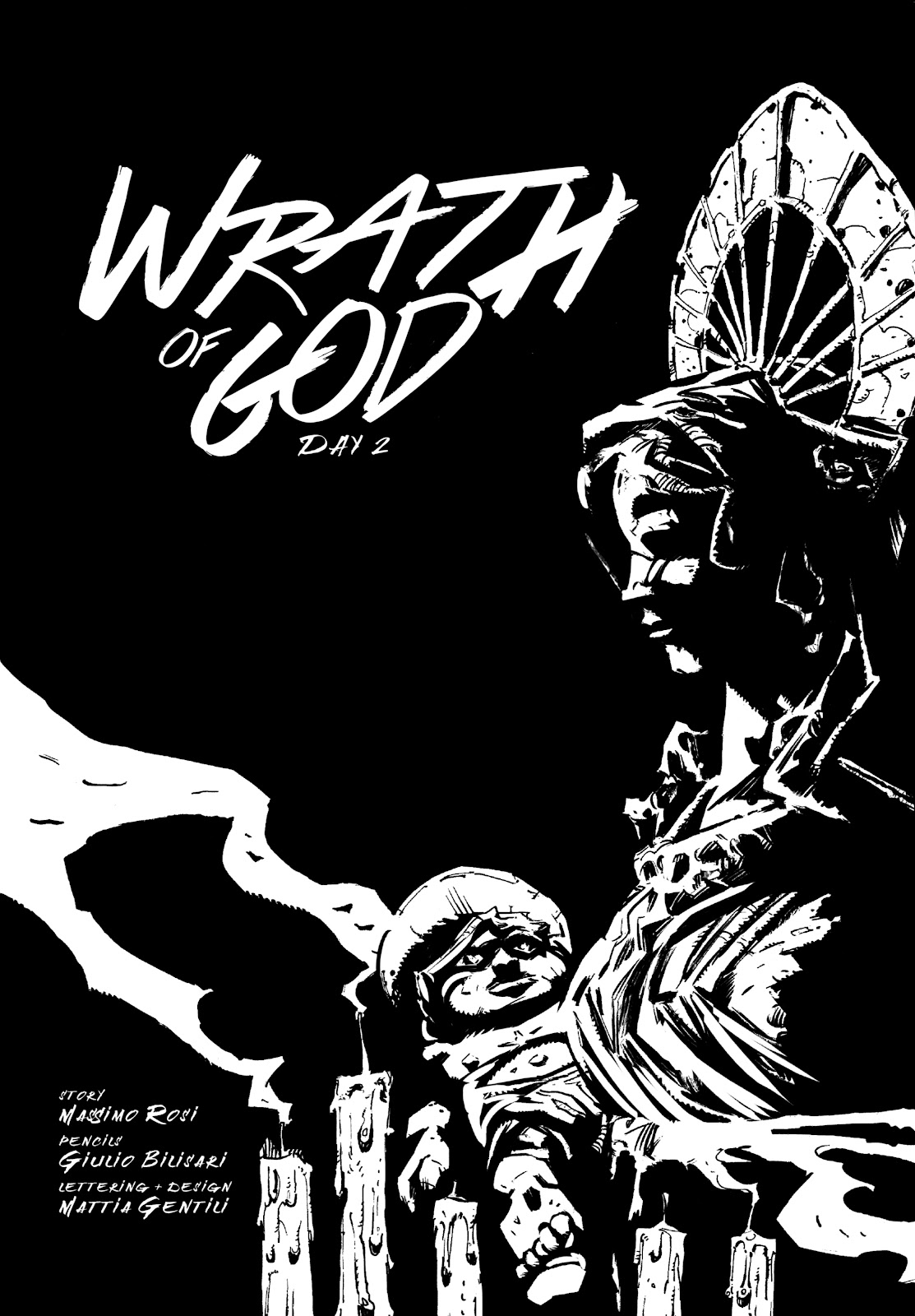 Read online Wrath of God comic -  Issue #2 - 7