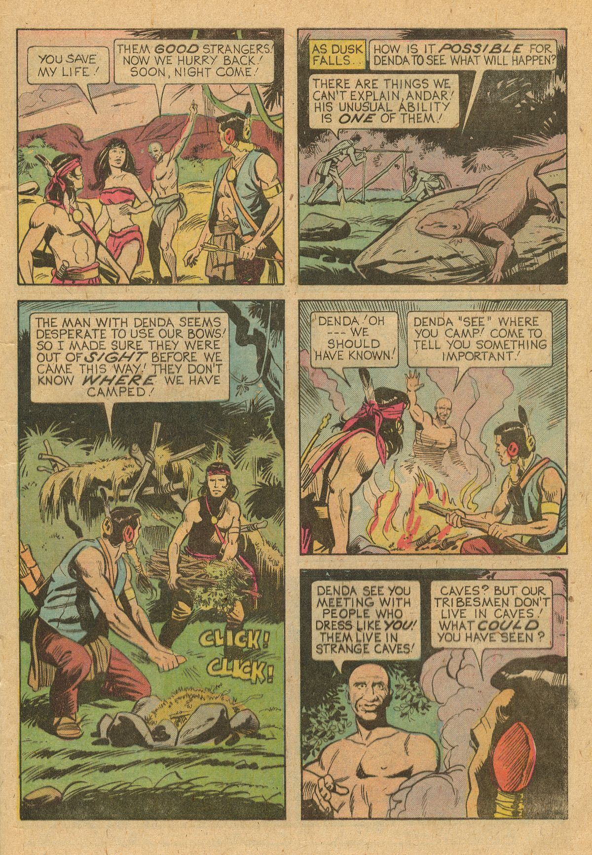 Read online Turok, Son of Stone comic -  Issue #105 - 9