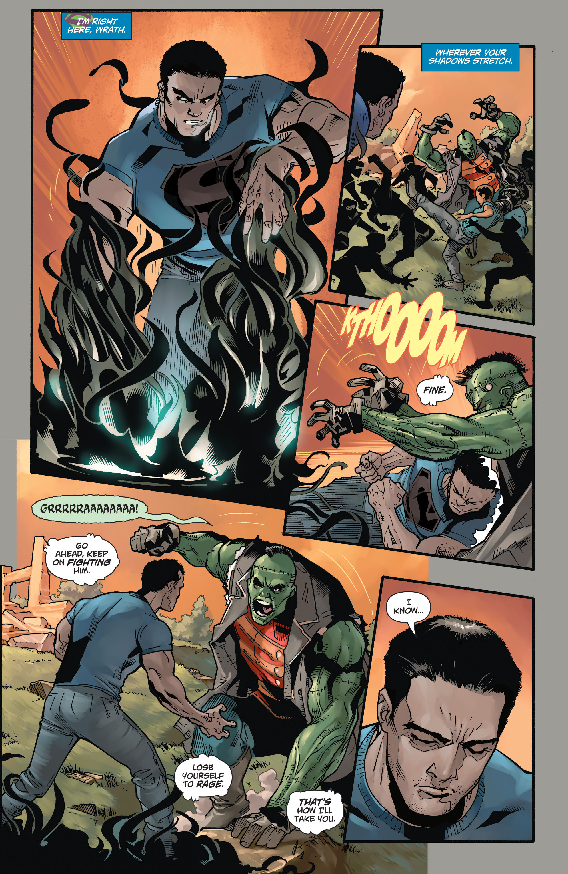 Read online Action Comics (2011) comic -  Issue #47 - 16