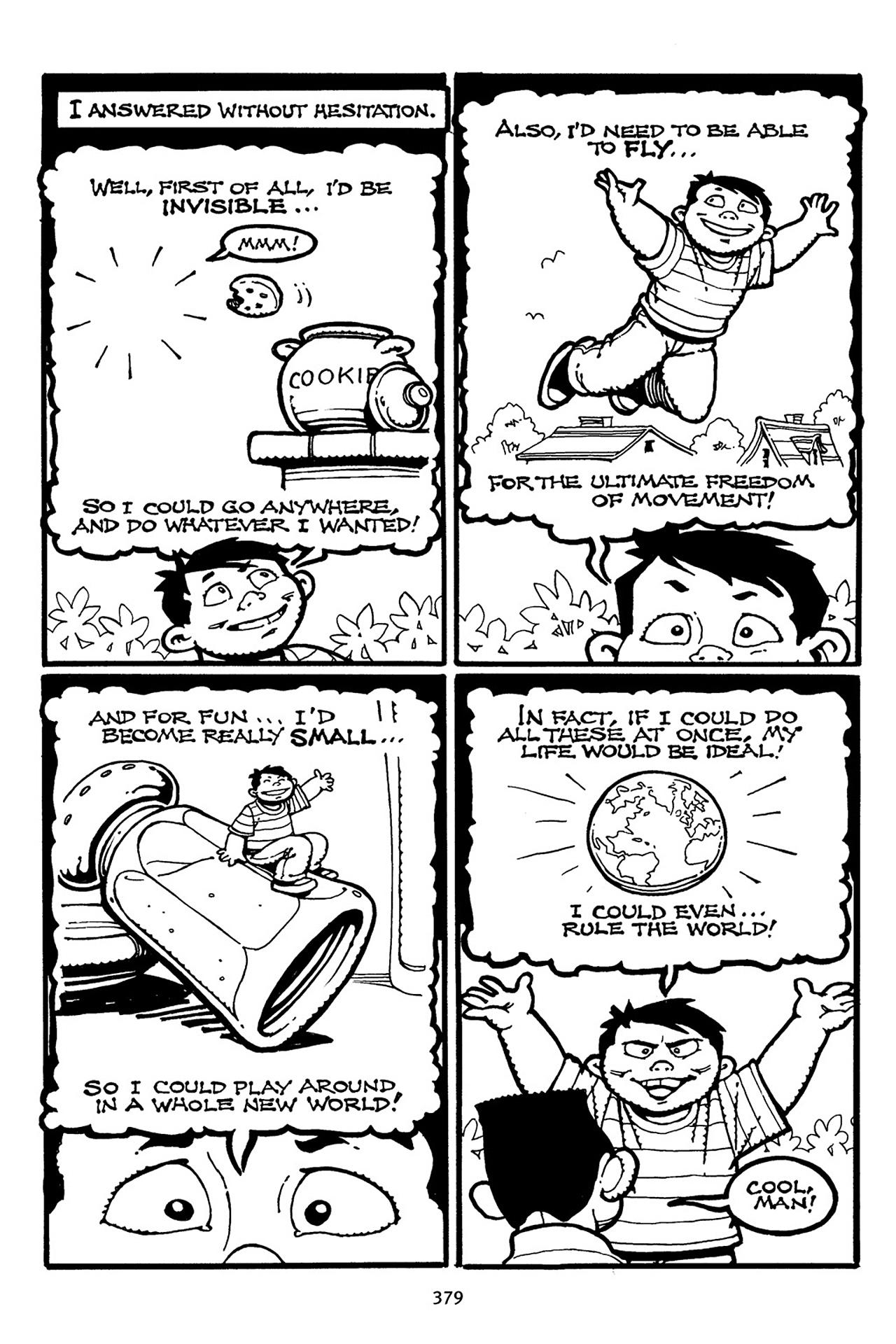 Read online Adventures Of The Mask Omnibus comic -  Issue #Adventures Of The Mask Omnibus Full - 378