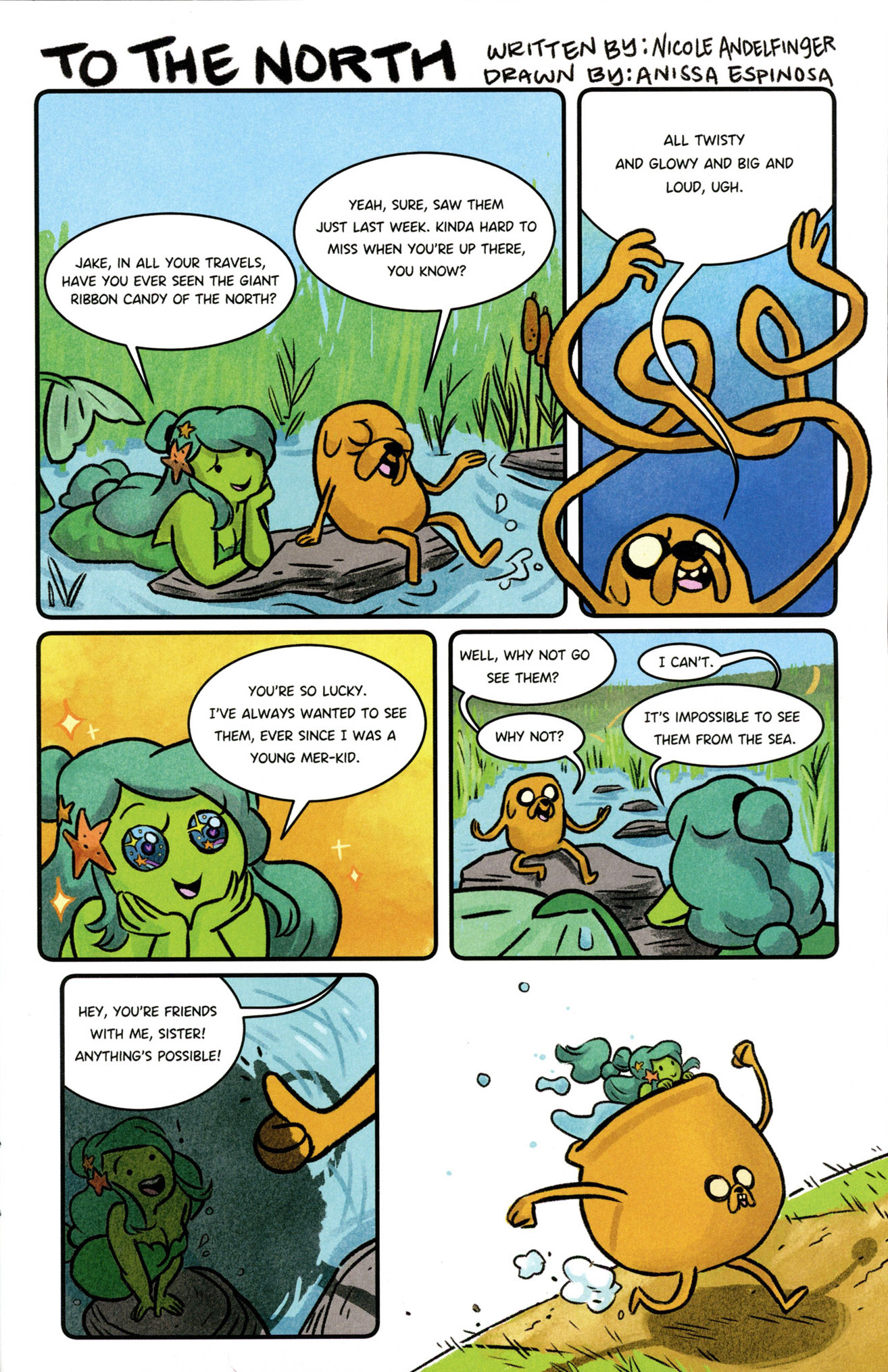 Read online Adventure Time Comics comic -  Issue #4 - 23