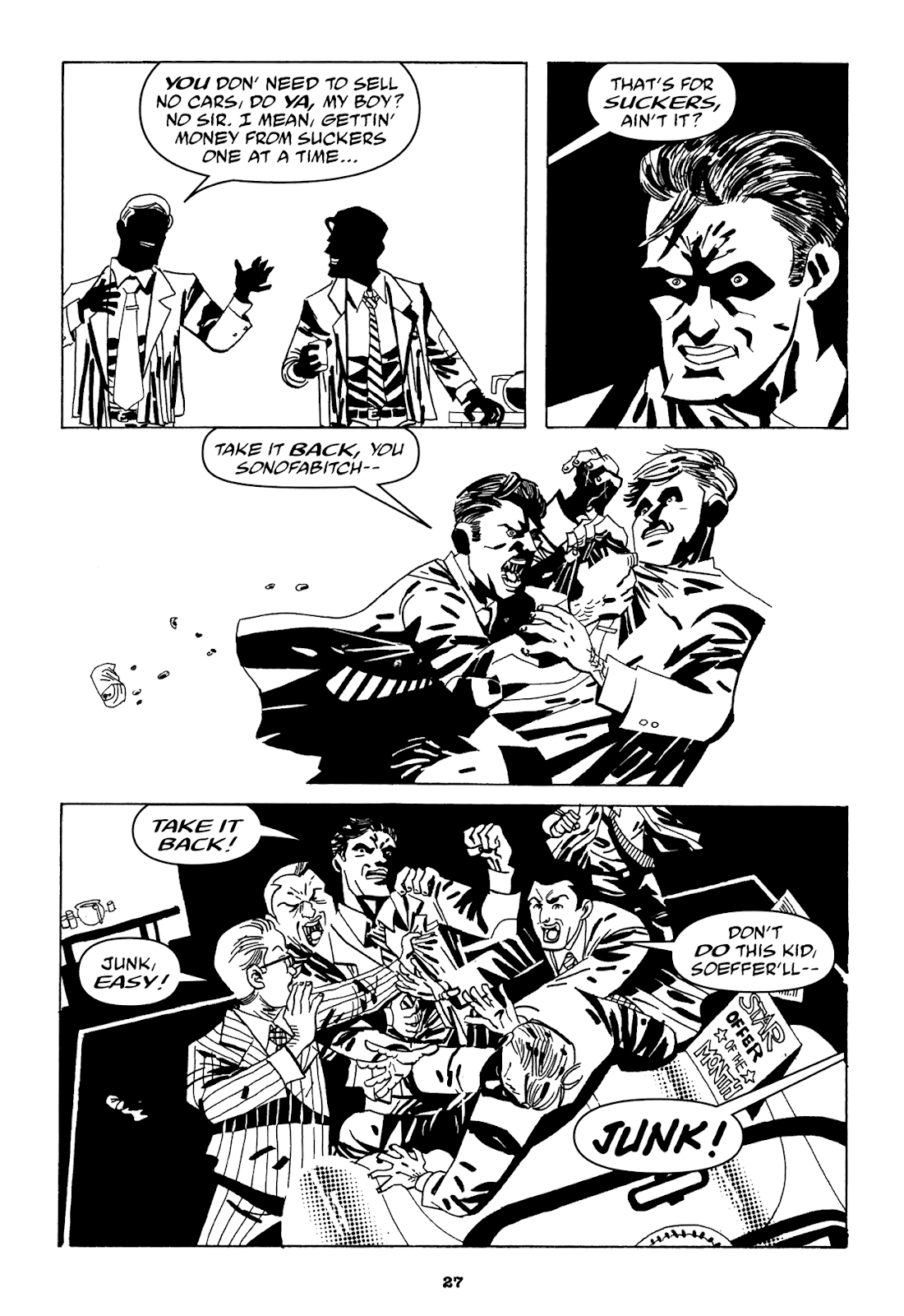 Read online Filthy Rich comic -  Issue # TPB (Part 1) - 29