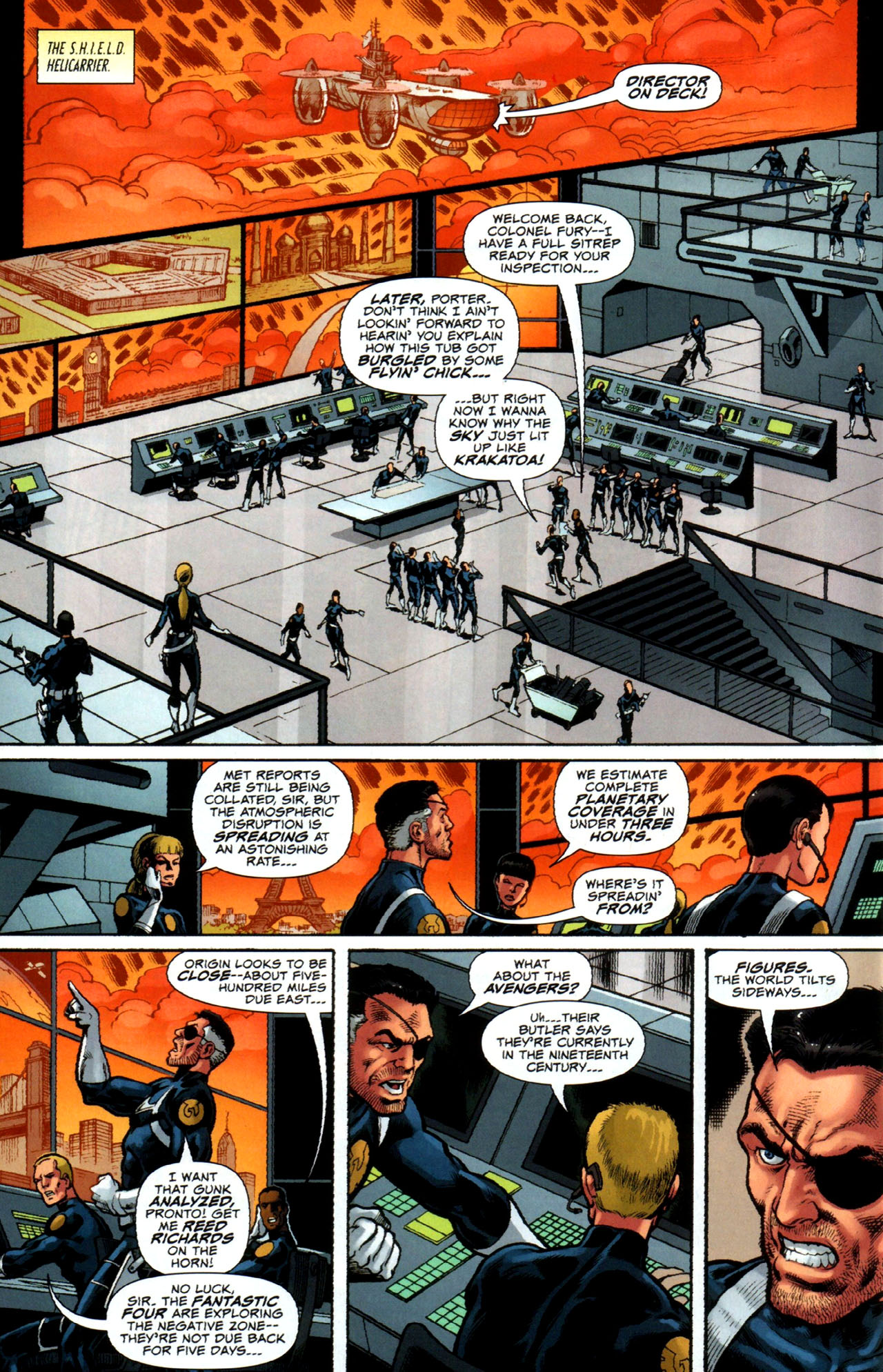 Read online Uncanny X-Men: First Class comic -  Issue #5 - 15